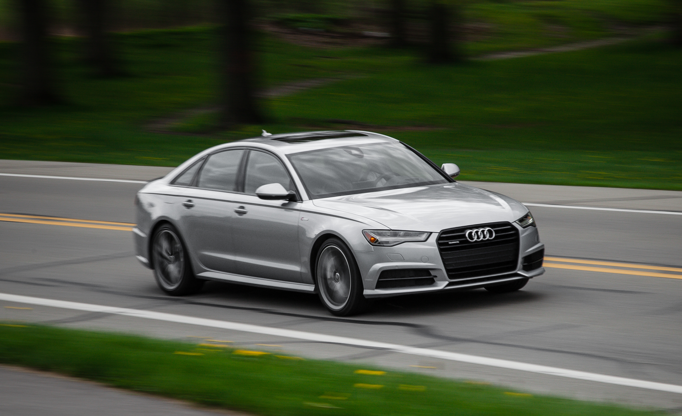 2016 Audi A6 (View 3 of 39)
