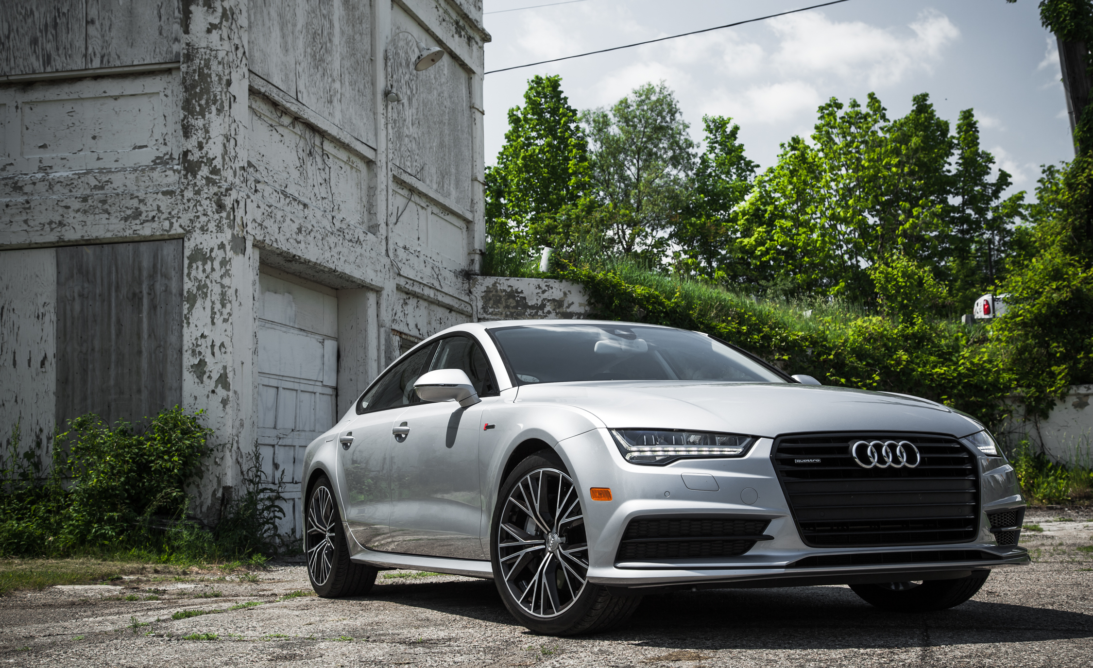 2016 Audi A7 Exterior (Photo 2 of 26)