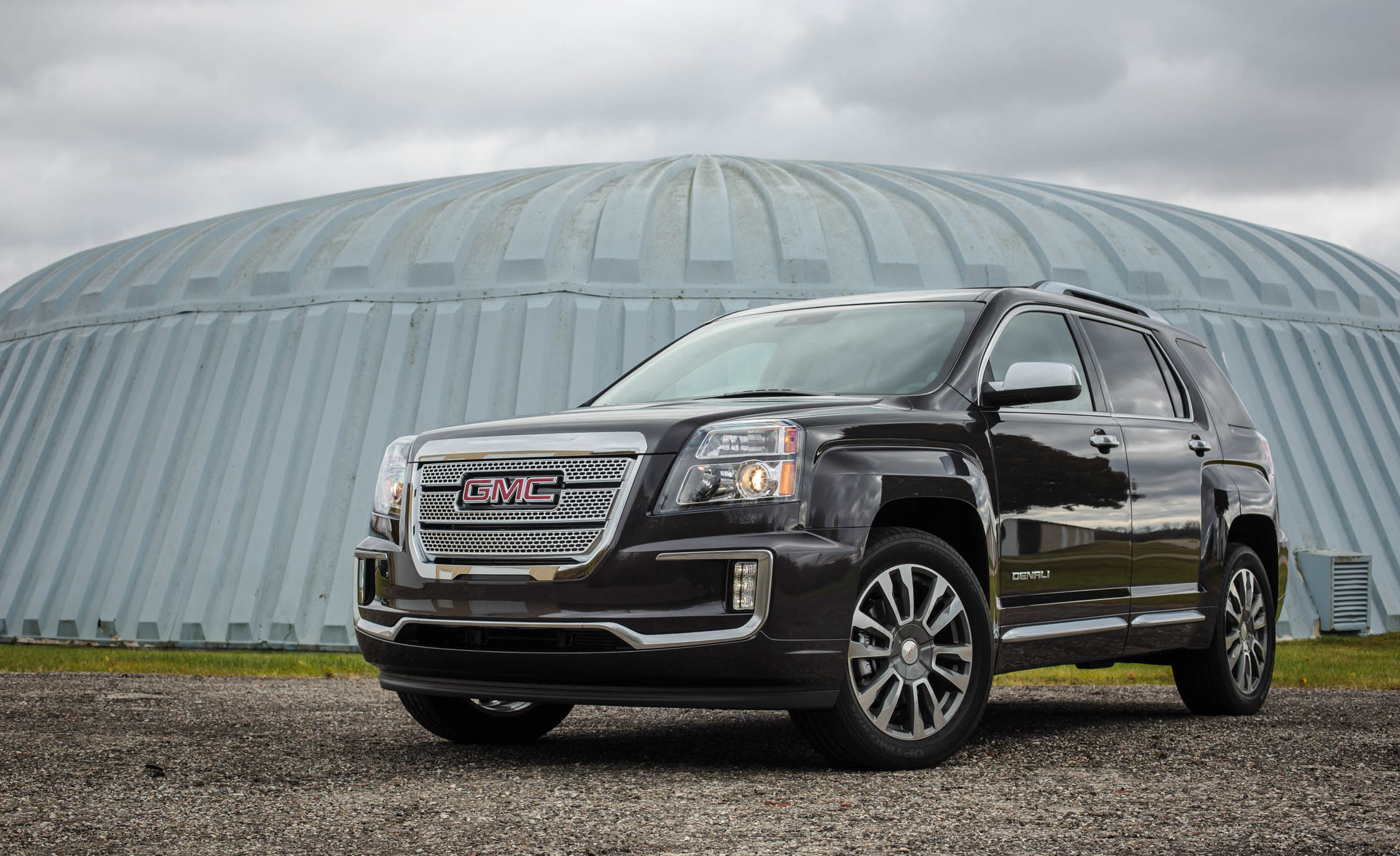 2016 GMC Terrain Denali (View 24 of 24)
