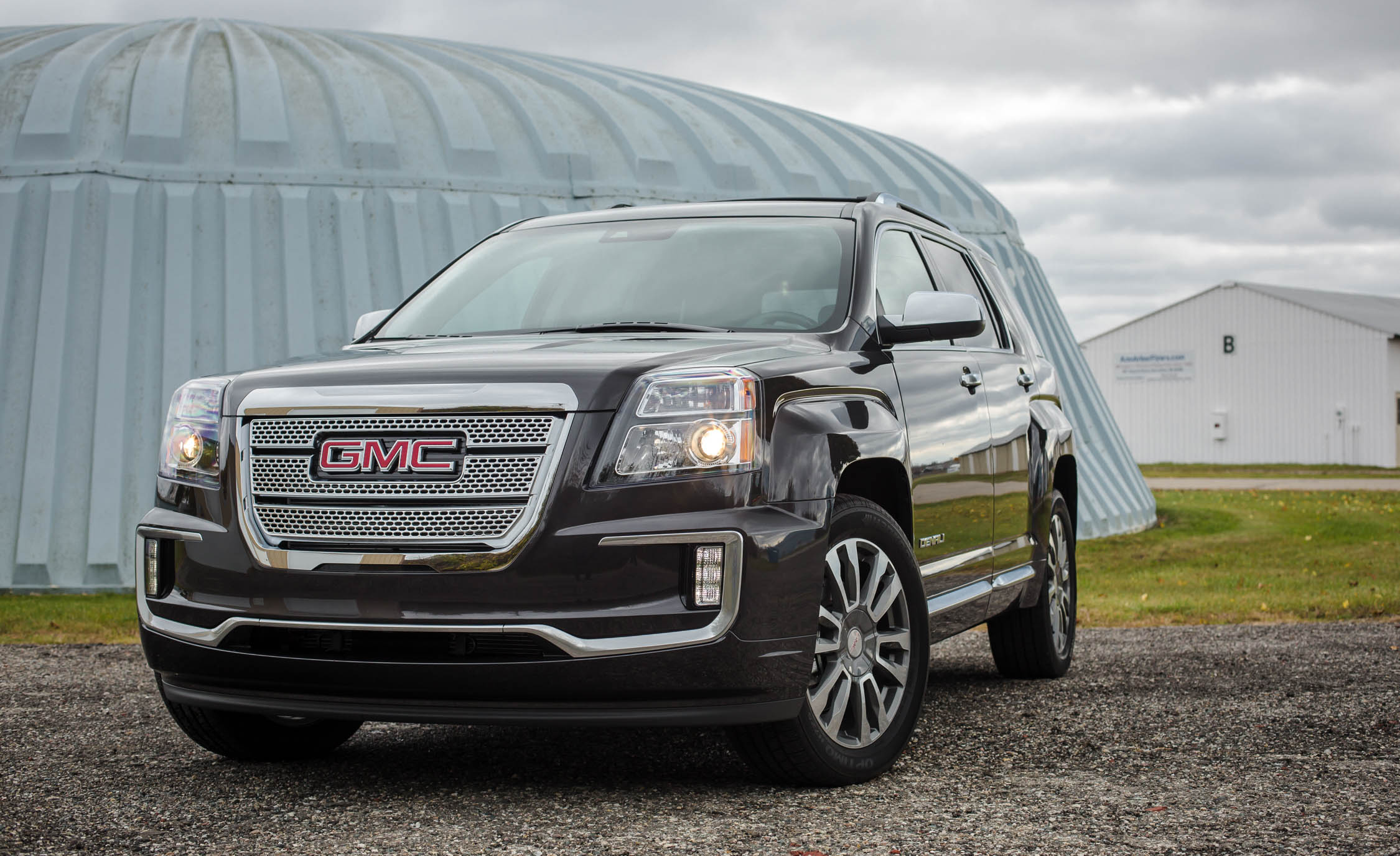 2016 GMC Terrain Denali (View 21 of 24)