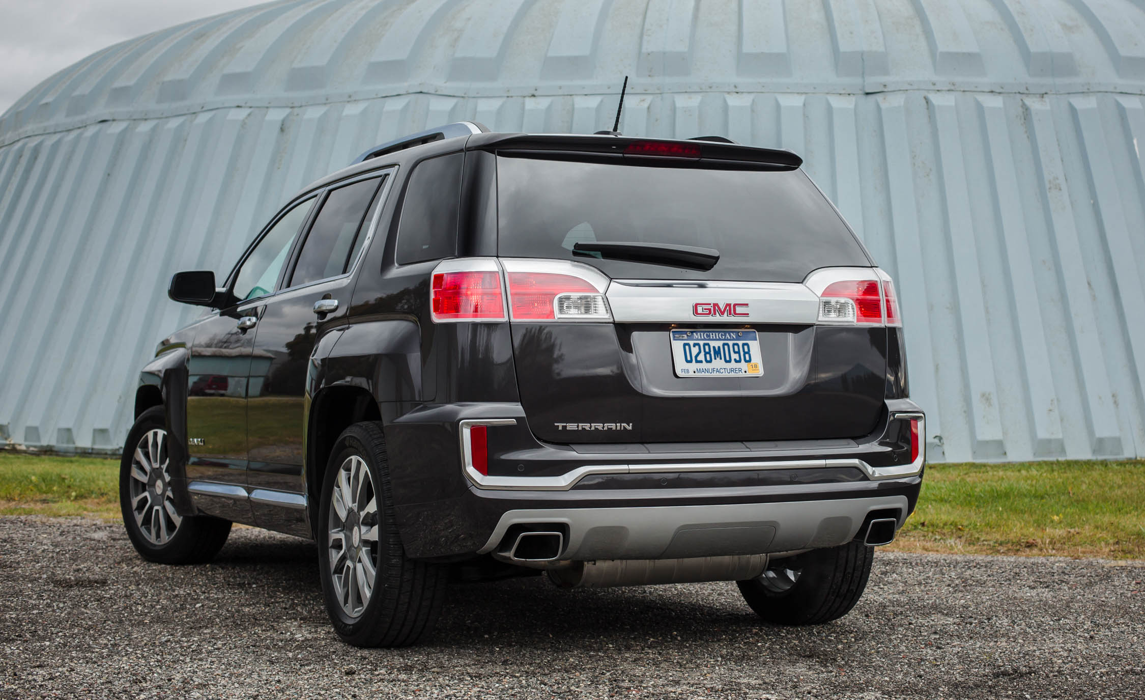 2016 GMC Terrain Denali (View 23 of 24)