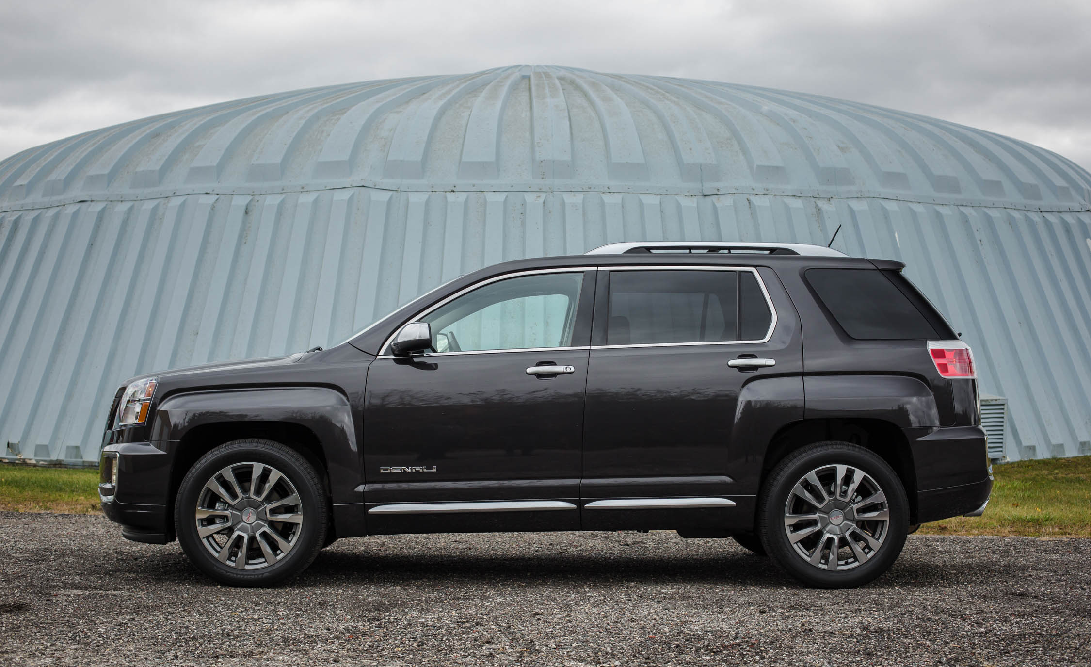 2016 GMC Terrain Denali (View 18 of 24)