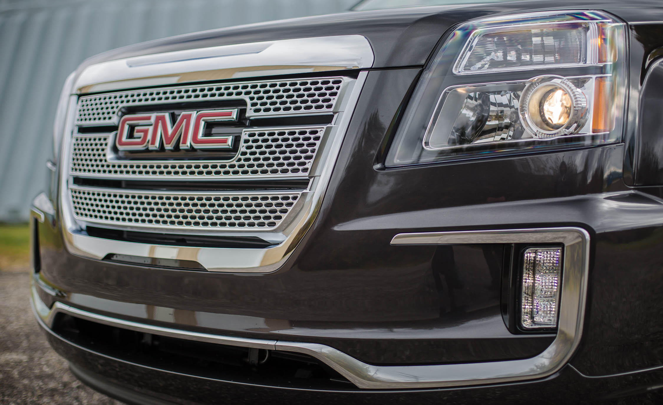 2016 GMC Terrain Denali (View 19 of 24)