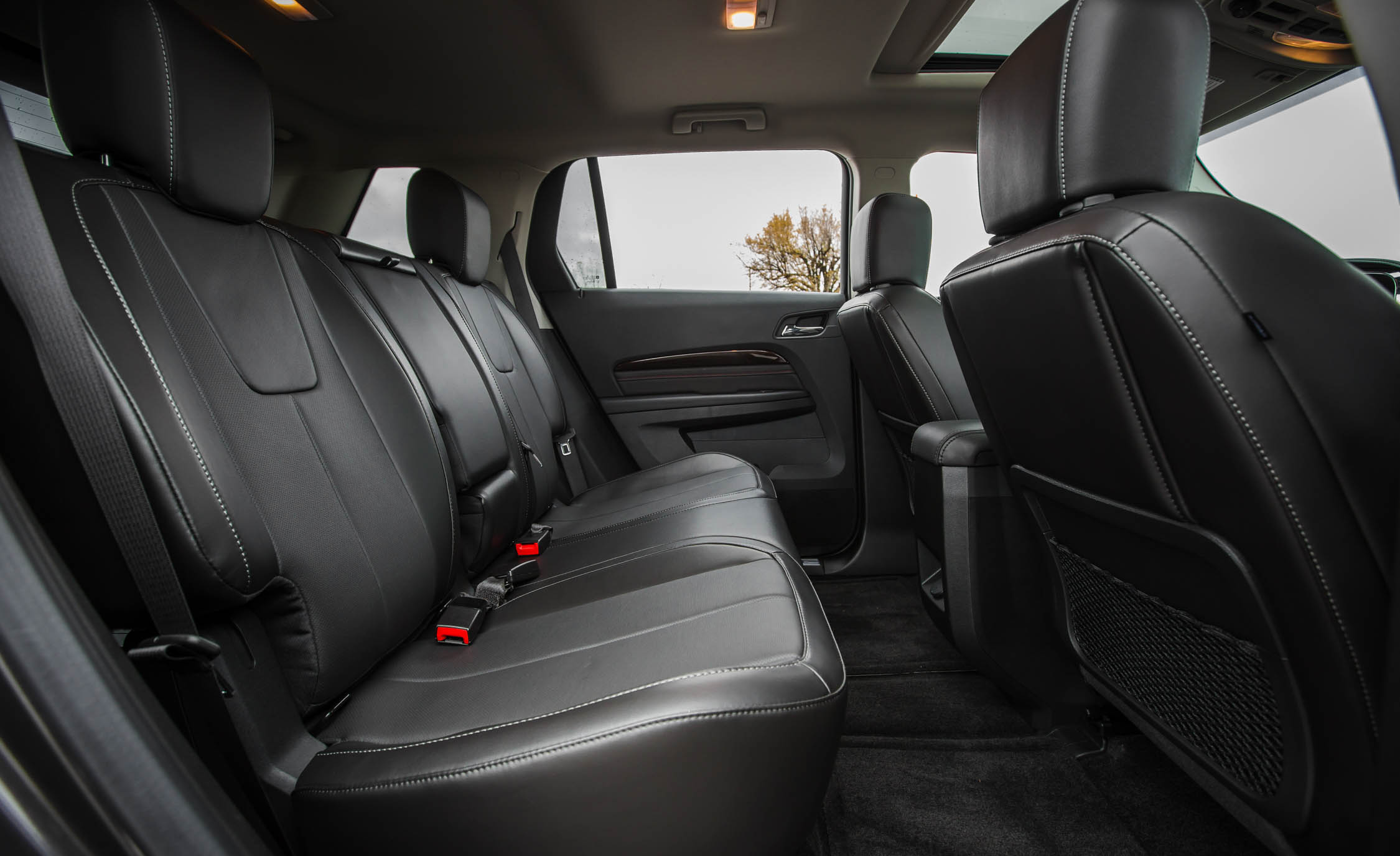 2016 GMC Terrain Denali Interior (View 9 of 24)