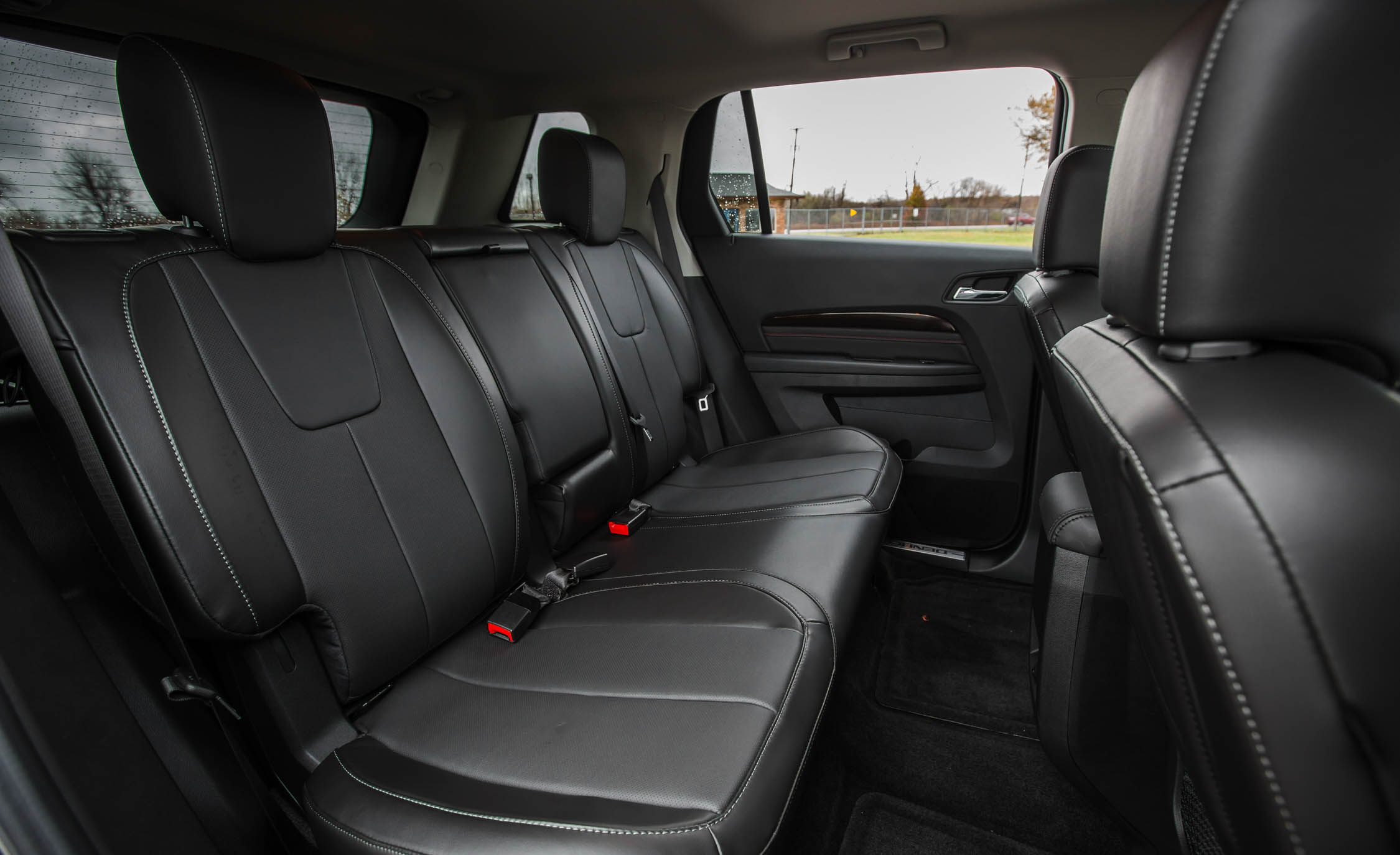 2016 GMC Terrain Denali Interior (View 10 of 24)