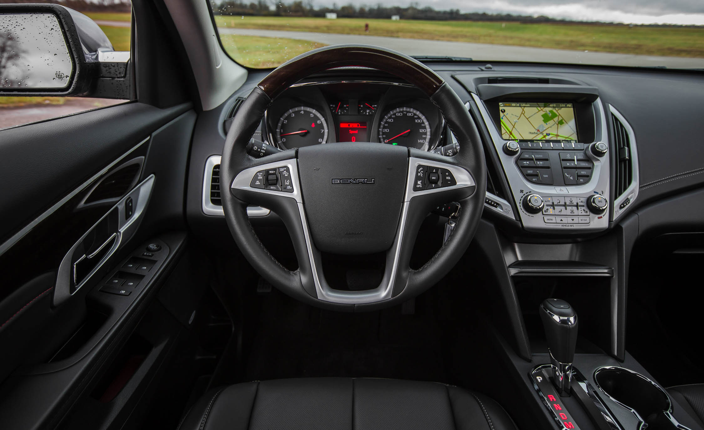 2016 GMC Terrain Denali Interior (View 7 of 24)