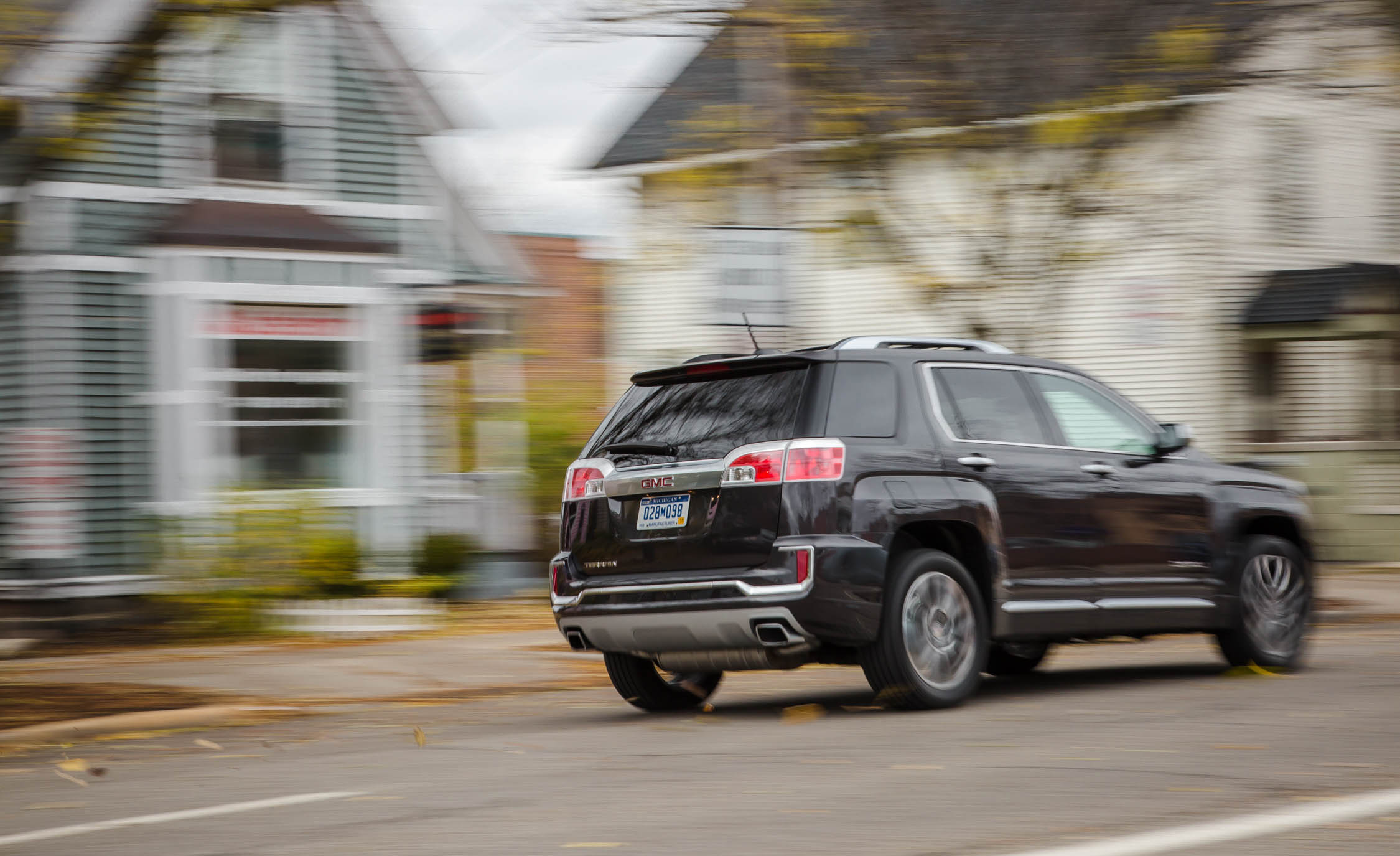 2016 GMC Terrain Denali (View 5 of 24)