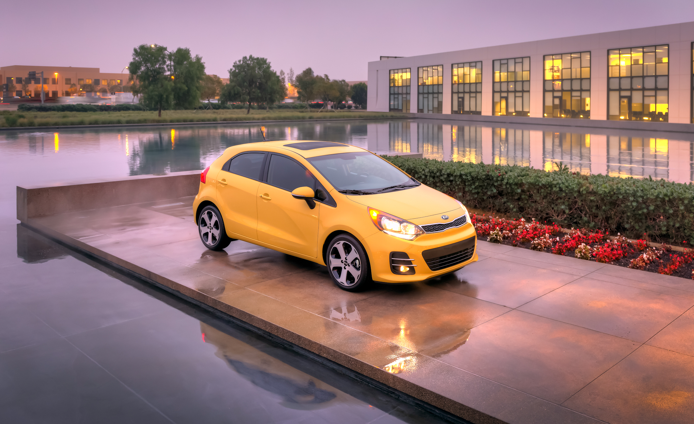 2016 Kia Rio 5 Door (View 6 of 19)