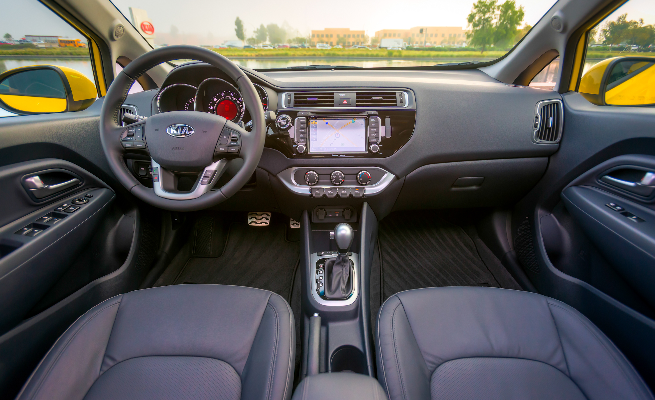 2016 Kia Rio 5 Door (View 1 of 19)