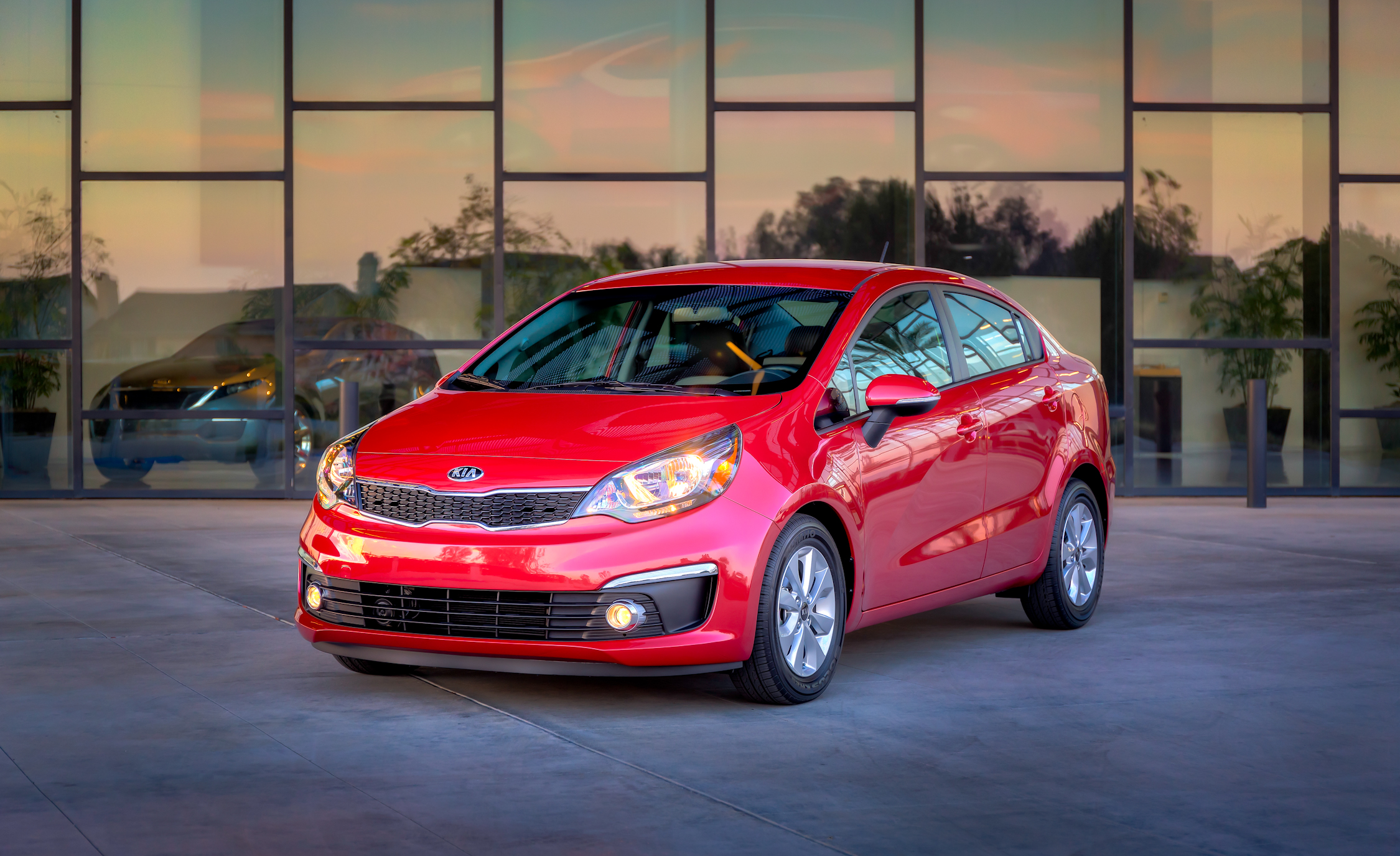 2016 Kia Rio Sedan (View 14 of 19)