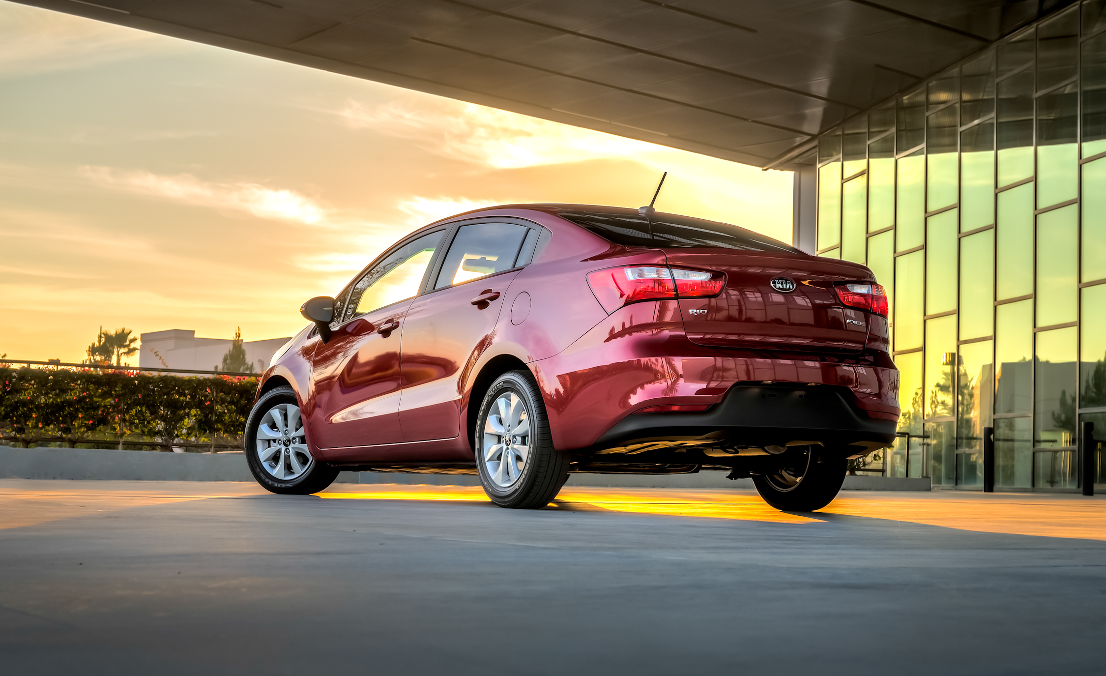 2016 Kia Rio Sedan (View 16 of 19)