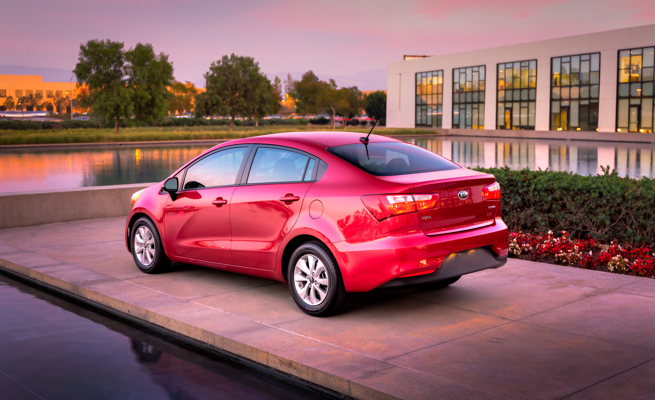 2016 Kia Rio Sedan (View 13 of 19)