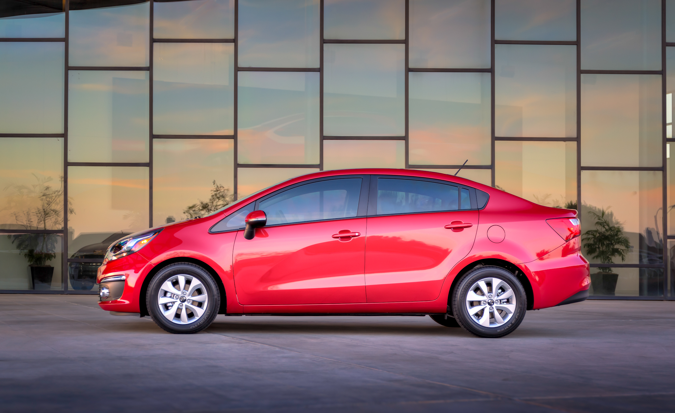 2016 Kia Rio Sedan (View 15 of 19)