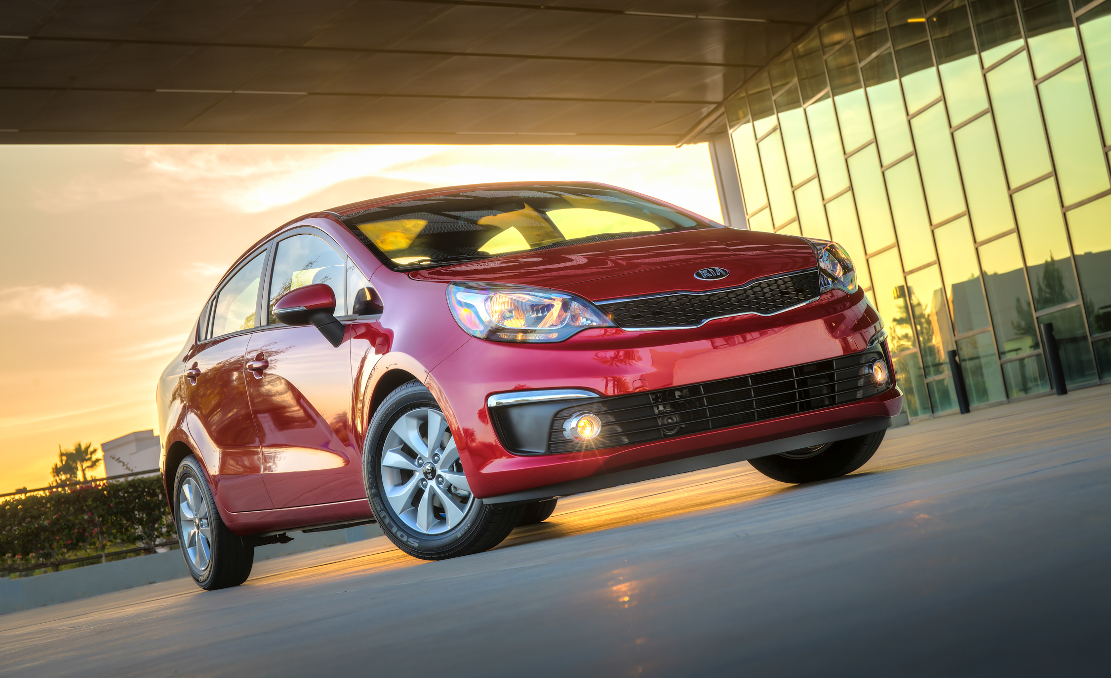 2016 Kia Rio Sedan (View 17 of 19)