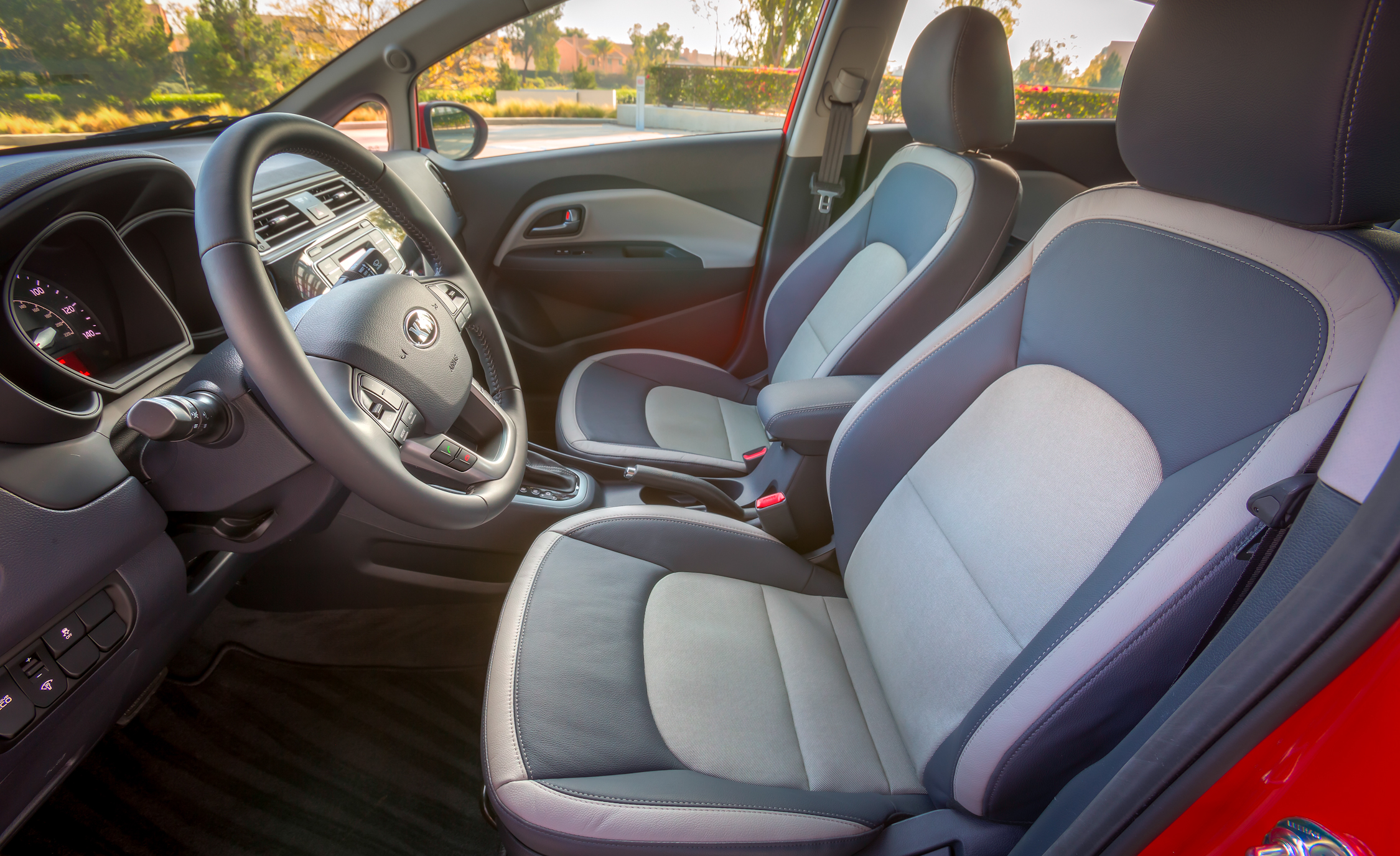 2016 Kia Rio Sedan (View 9 of 19)