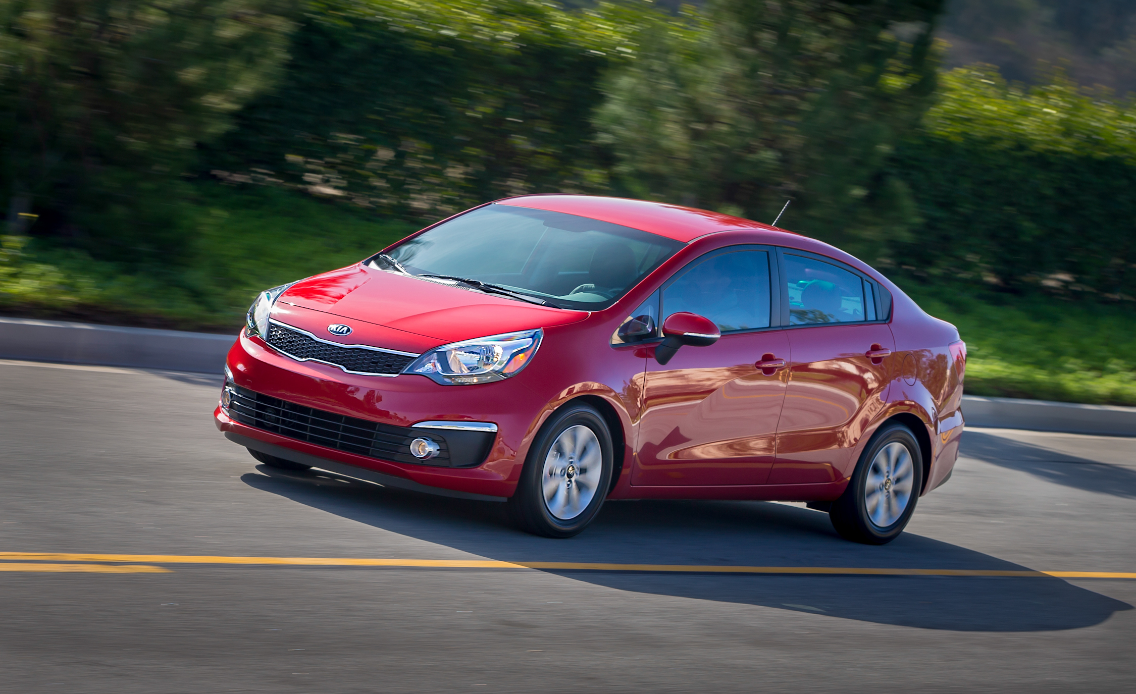 Featured Image of 2016 Kia Rio