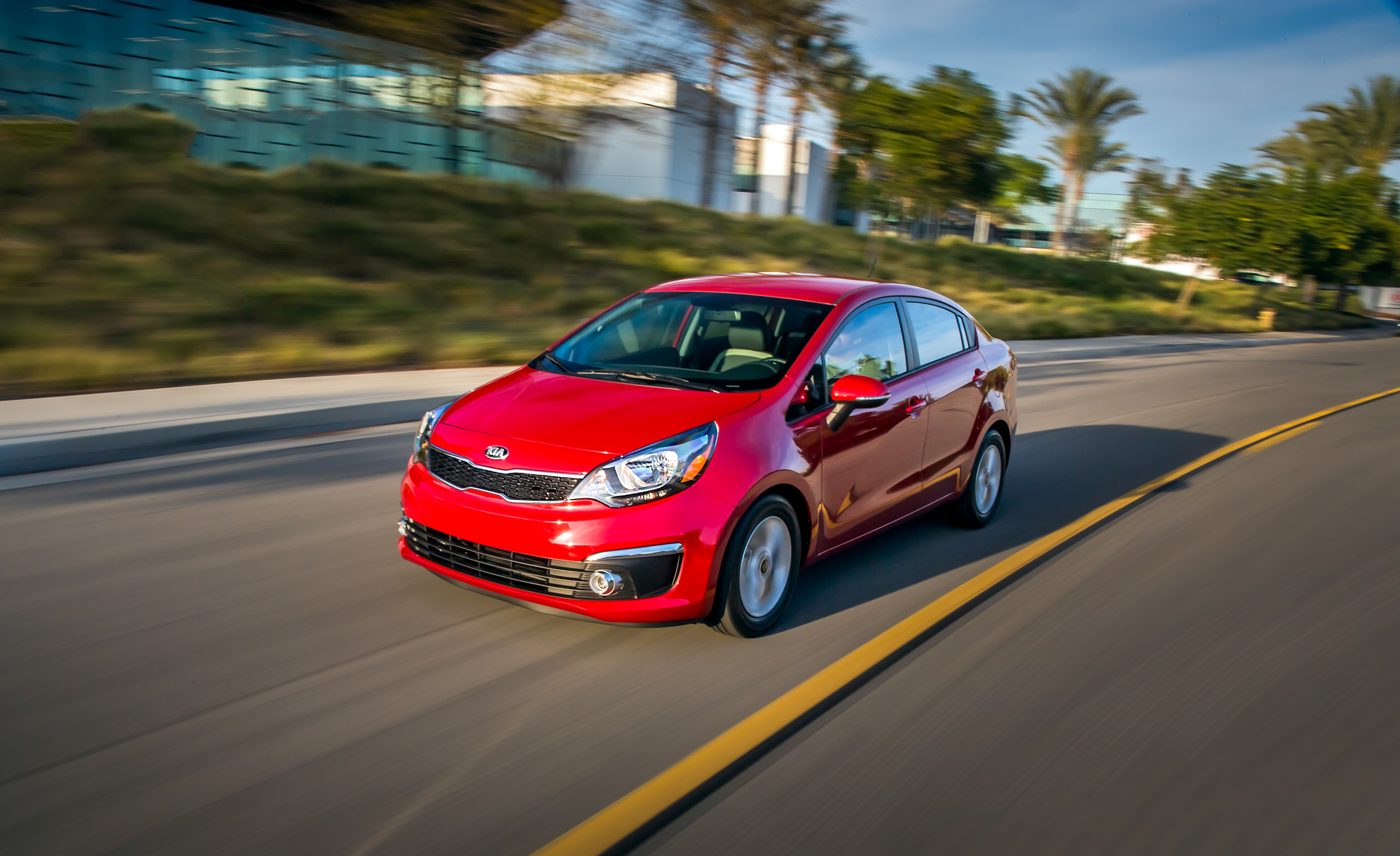 2016 Kia Rio Sedan (View 19 of 19)