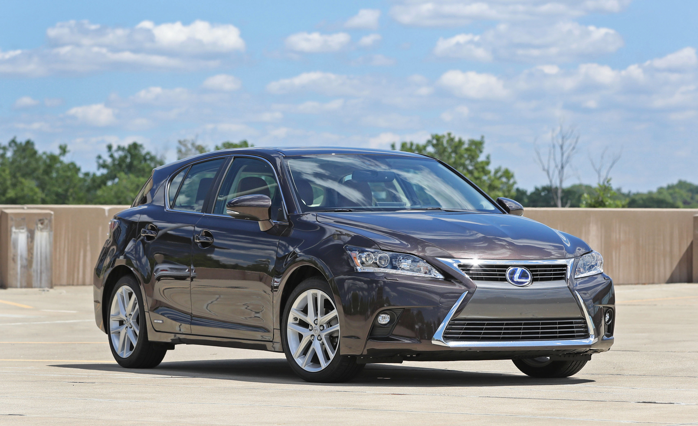 2016 Lexus CT200h (View 10 of 29)