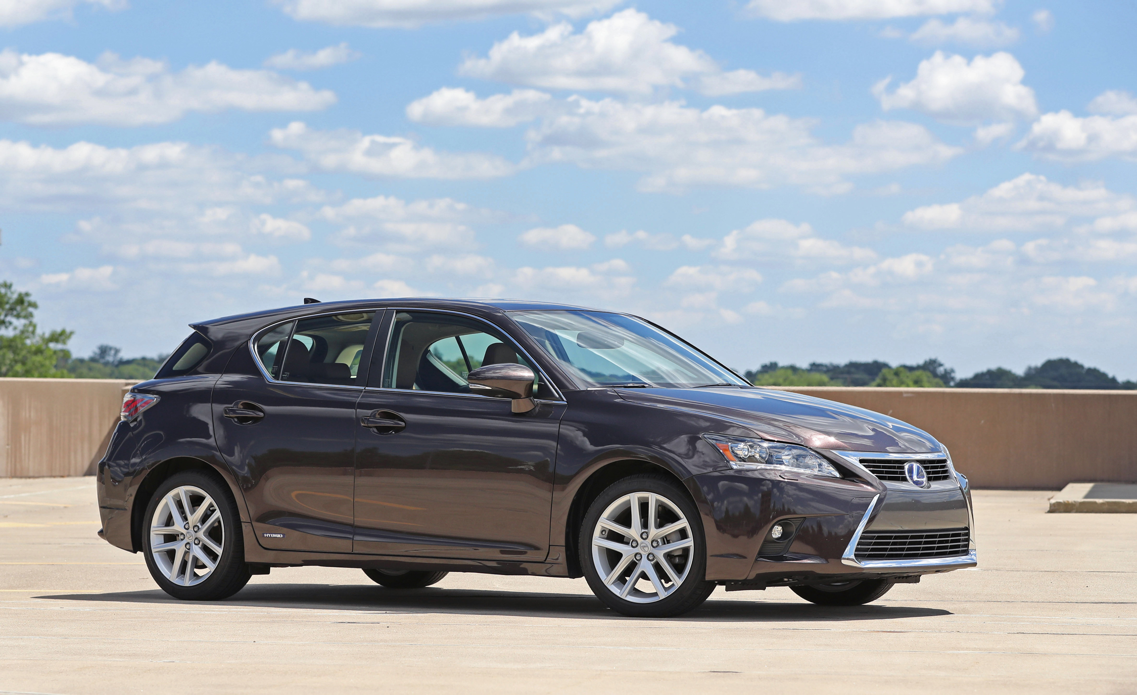 2016 Lexus CT200h (View 11 of 29)