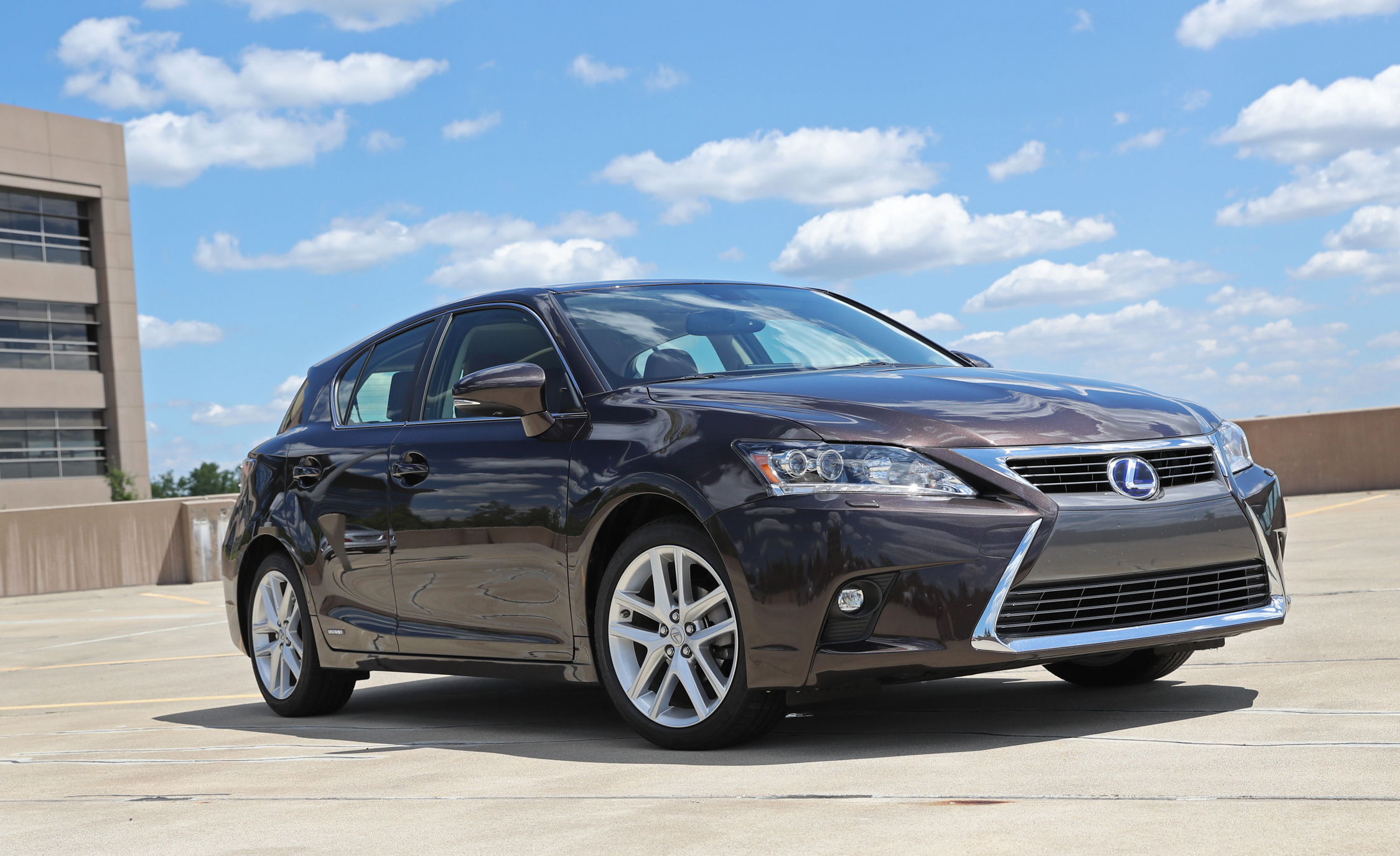 2016 Lexus CT200h (View 14 of 29)
