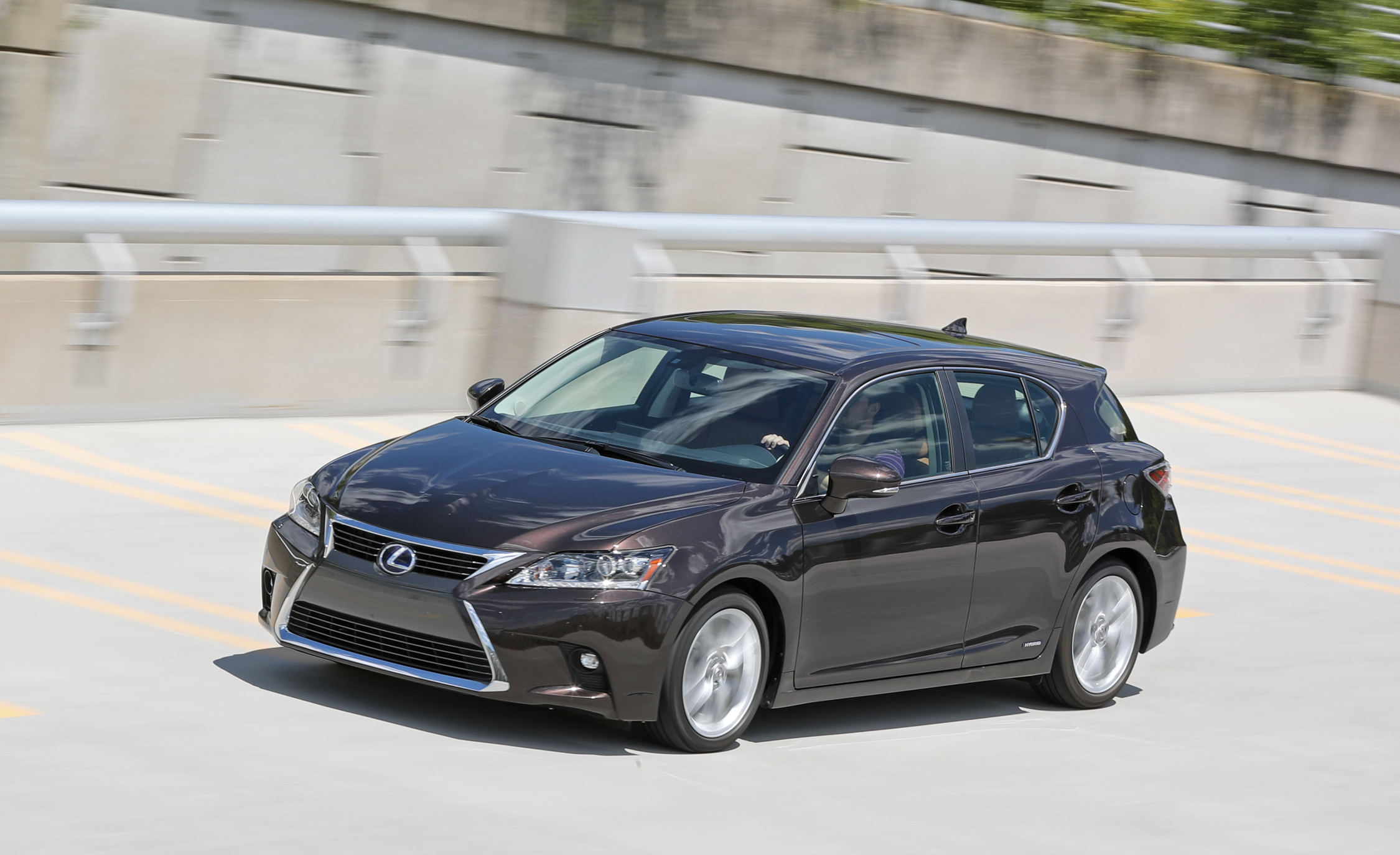 2016 Lexus CT200h (View 17 of 29)