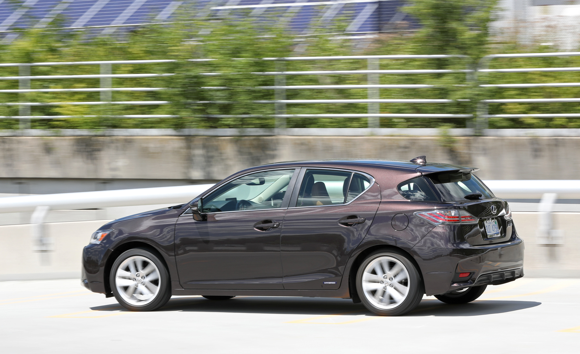 2016 Lexus CT200h (View 15 of 29)