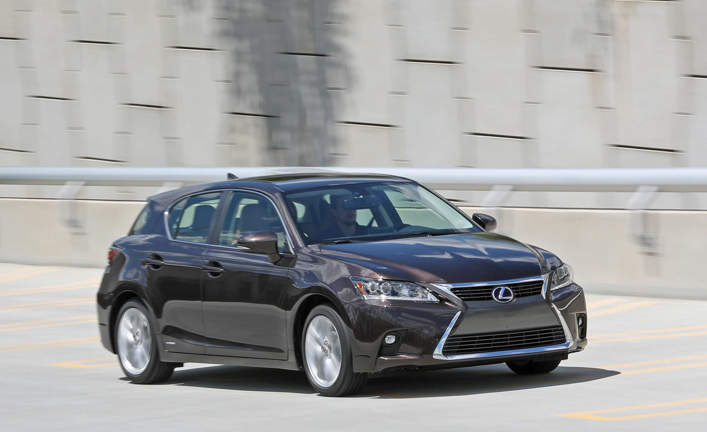 2016 Lexus CT200h (View 20 of 29)