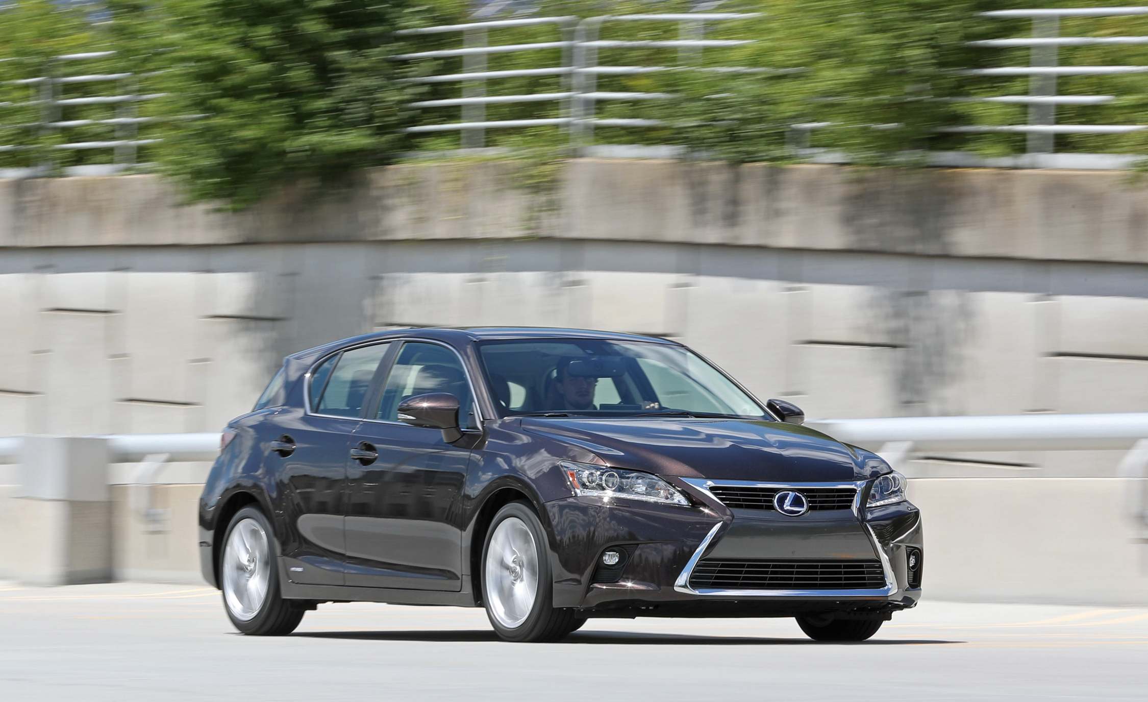 2016 Lexus CT200h (View 21 of 29)