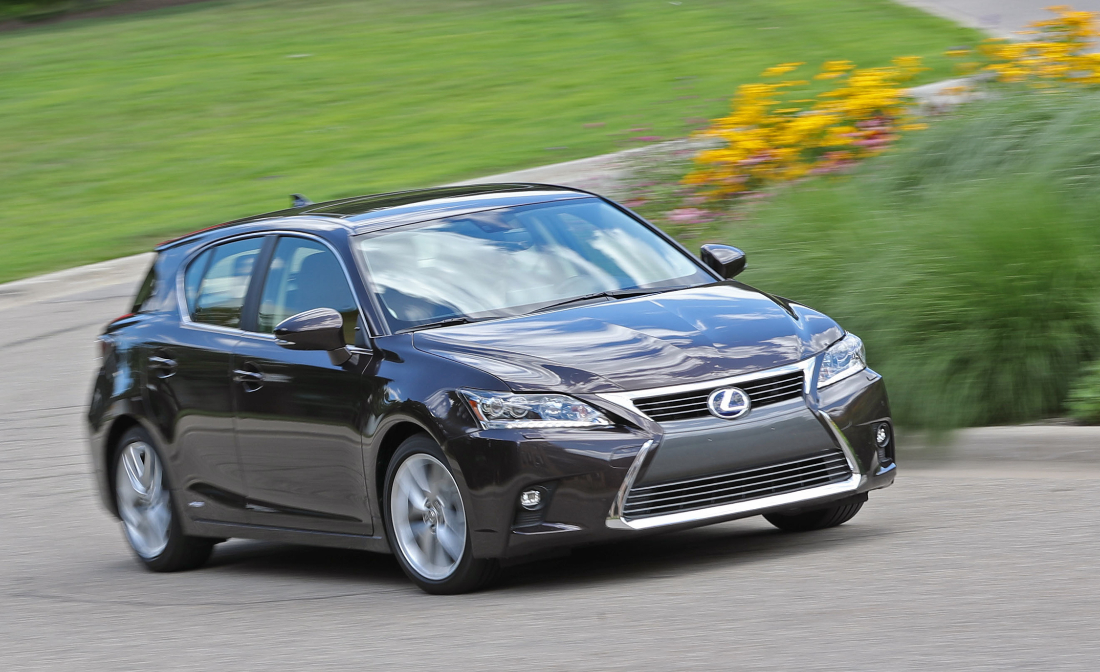 2016 Lexus CT200h (View 29 of 29)