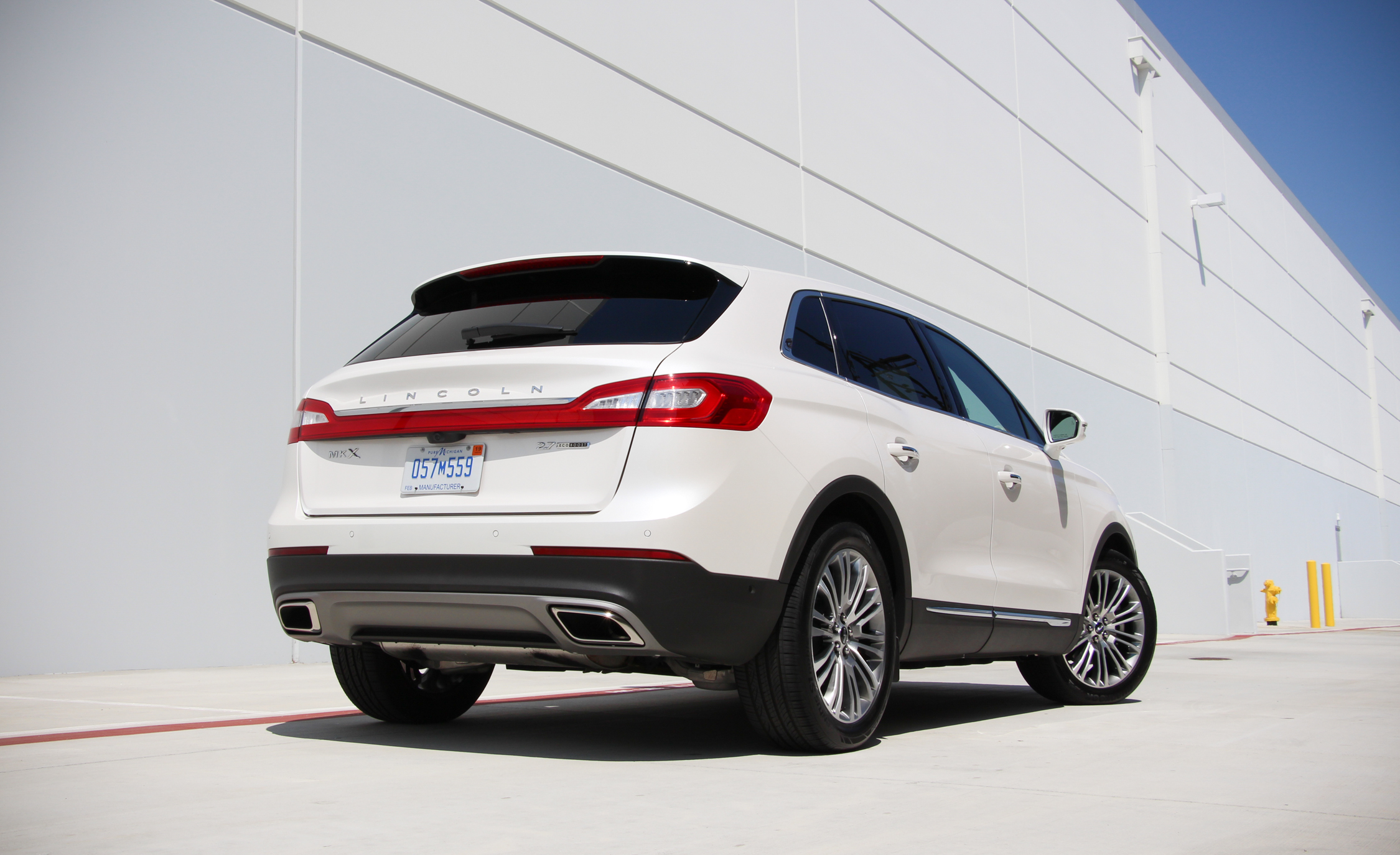 2016 Lincoln MKX (Photo 15 of 18)
