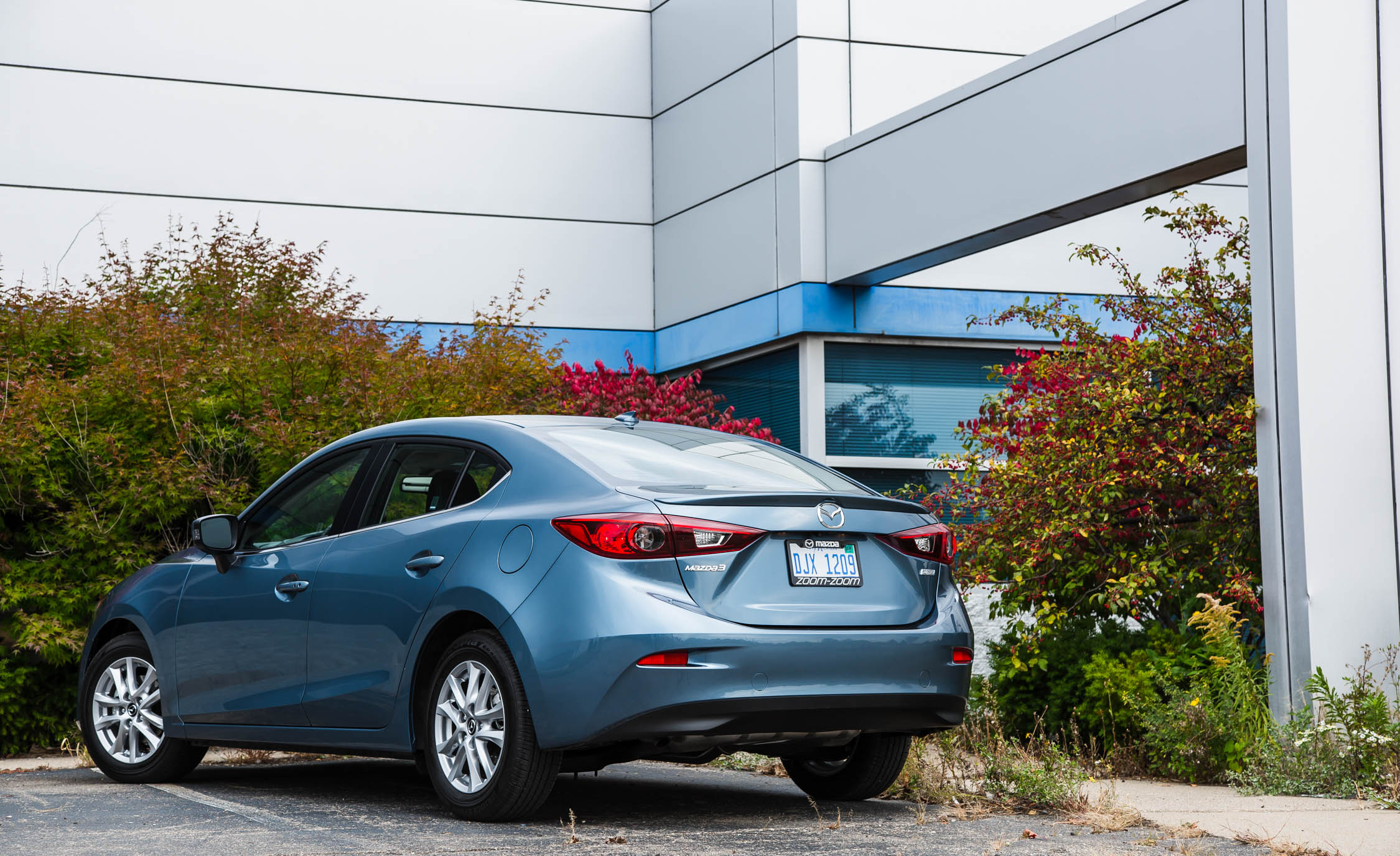 2016 Mazda 3 (View 11 of 22)