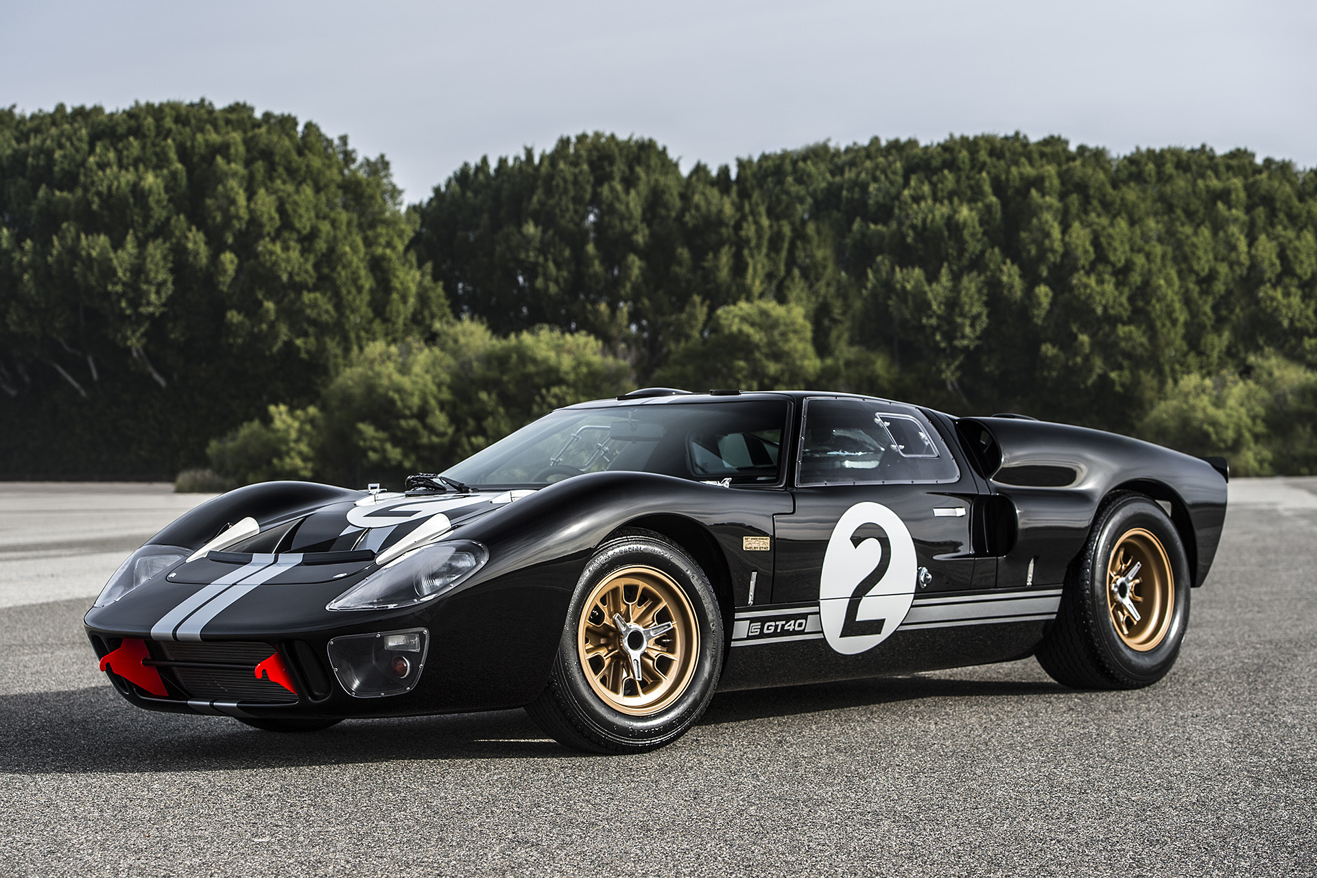 Featured Image of 2016 Shelby GT40 MKII 50th Anniversary Edition