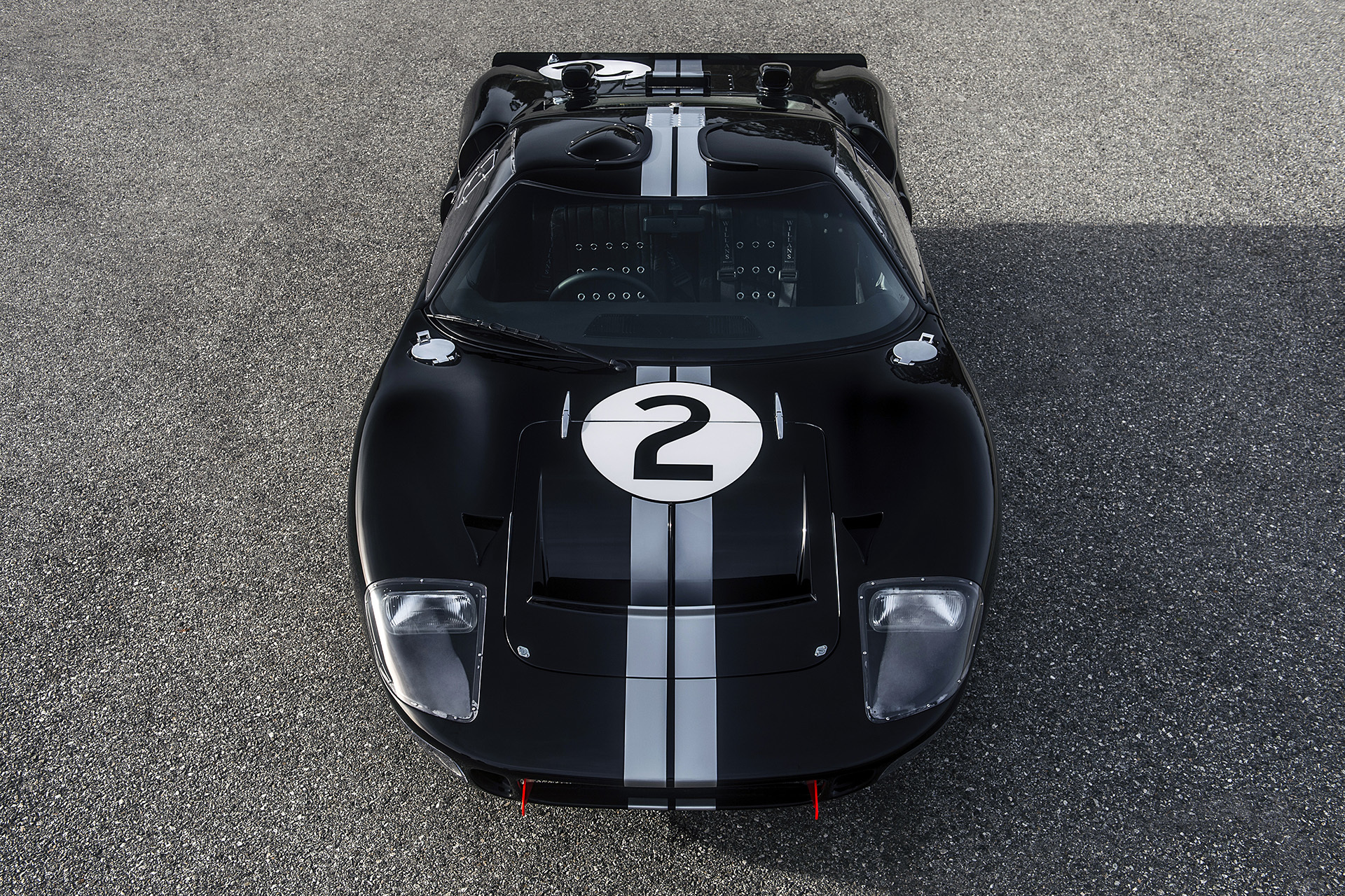 2016 Shelby GT40 MKII 50th Anniversary Edition (Photo 16 of 18)