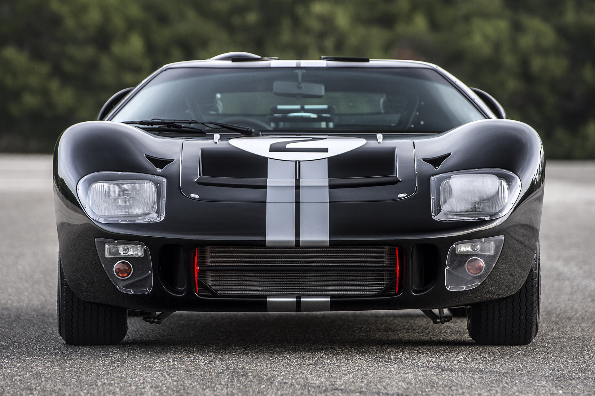 2016 Shelby GT40 MKII 50th Anniversary Edition (Photo 17 of 18)