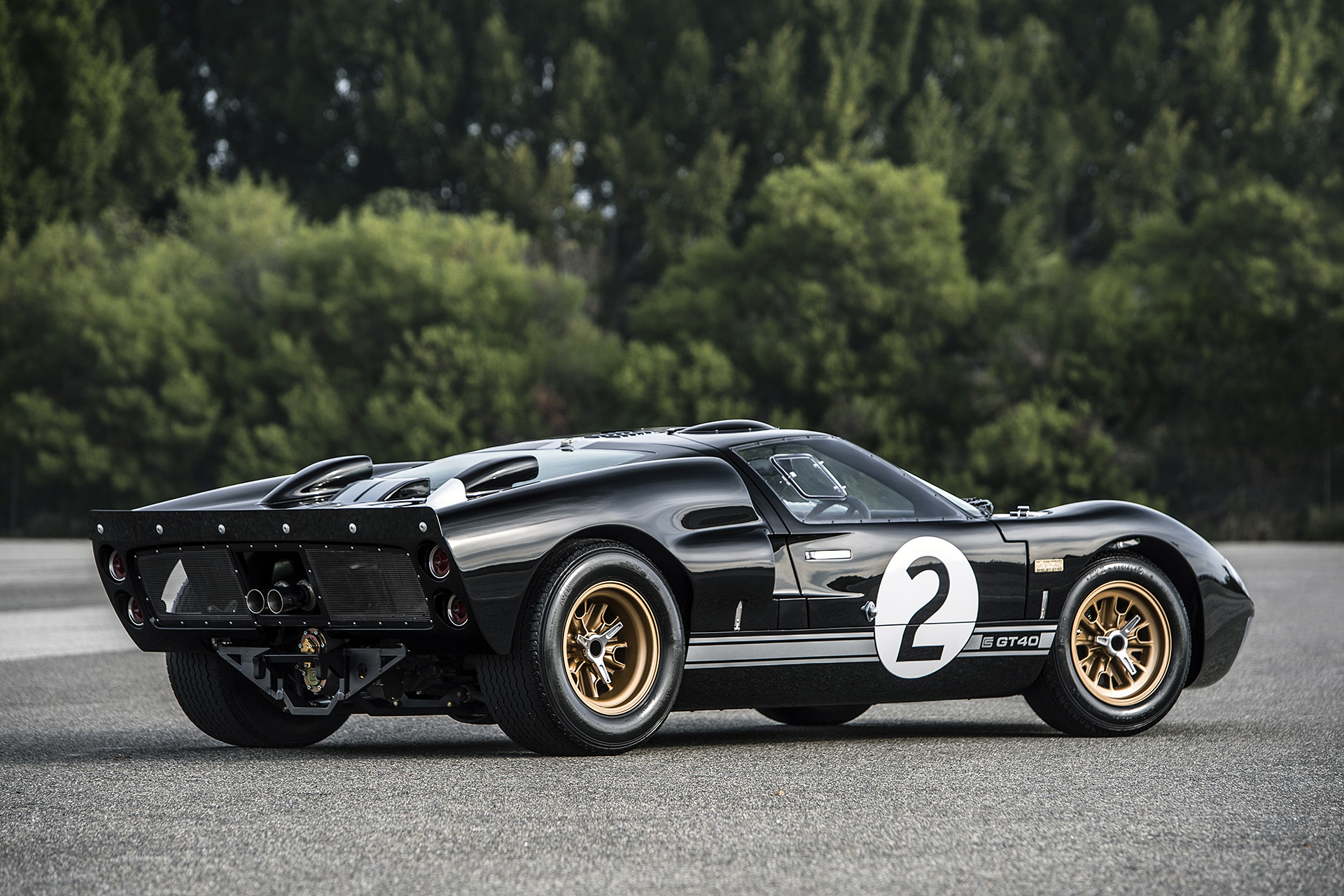 2016 Shelby GT40 MKII 50th Anniversary Edition (Photo 12 of 18)