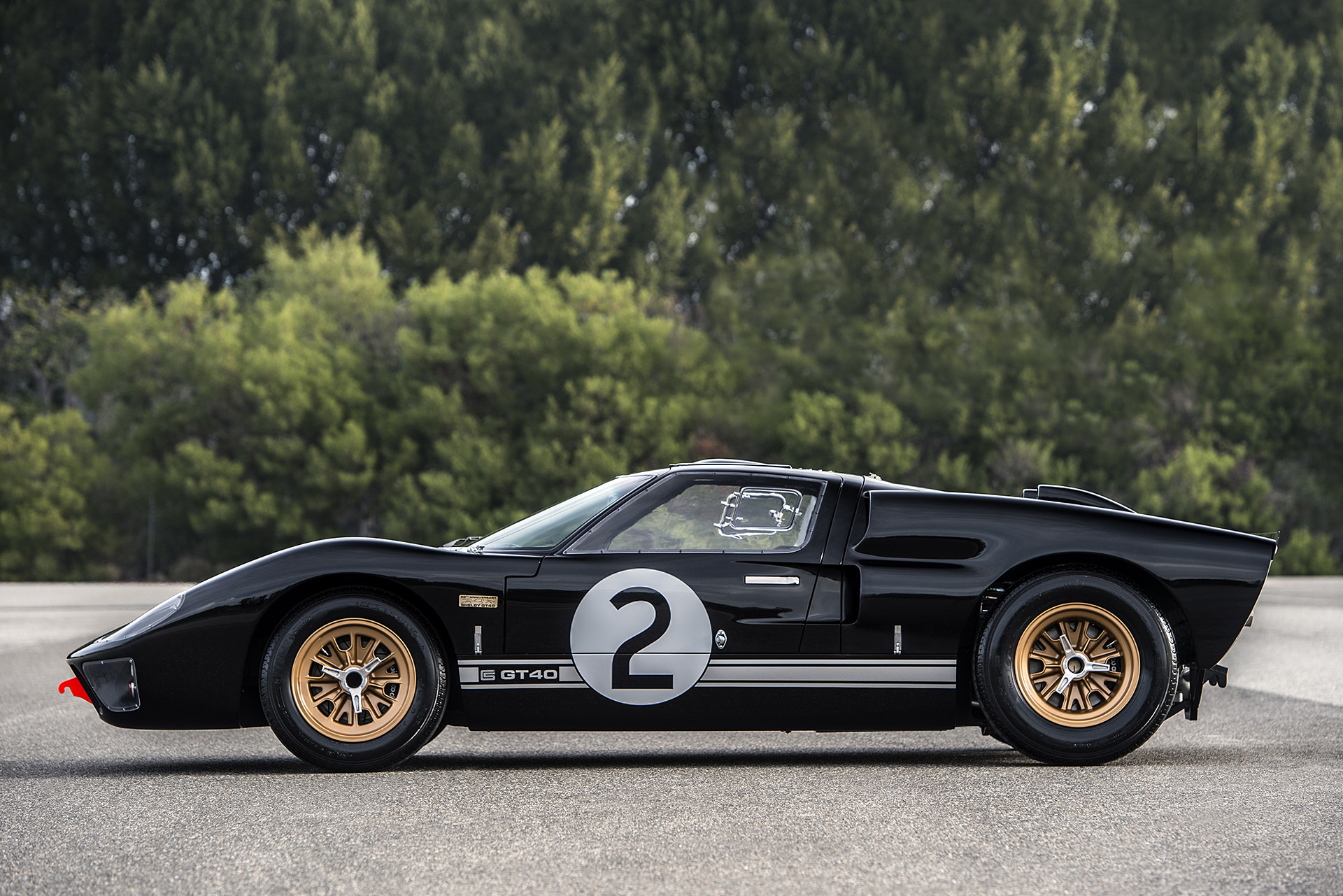 2016 Shelby GT40 MKII 50th Anniversary Edition (Photo 7 of 18)