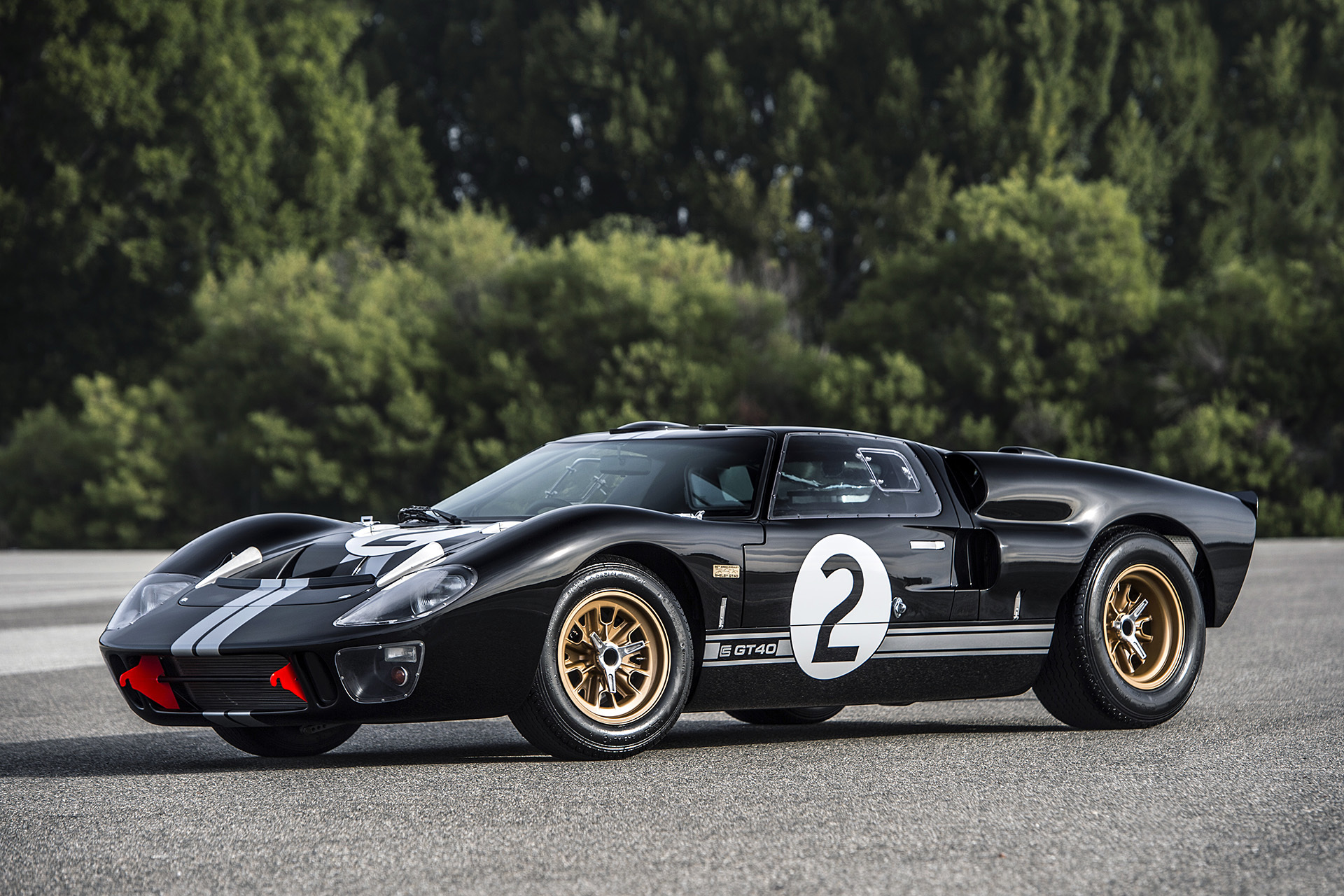 2016 Shelby GT40 MKII 50th Anniversary Edition (Photo 1 of 18)