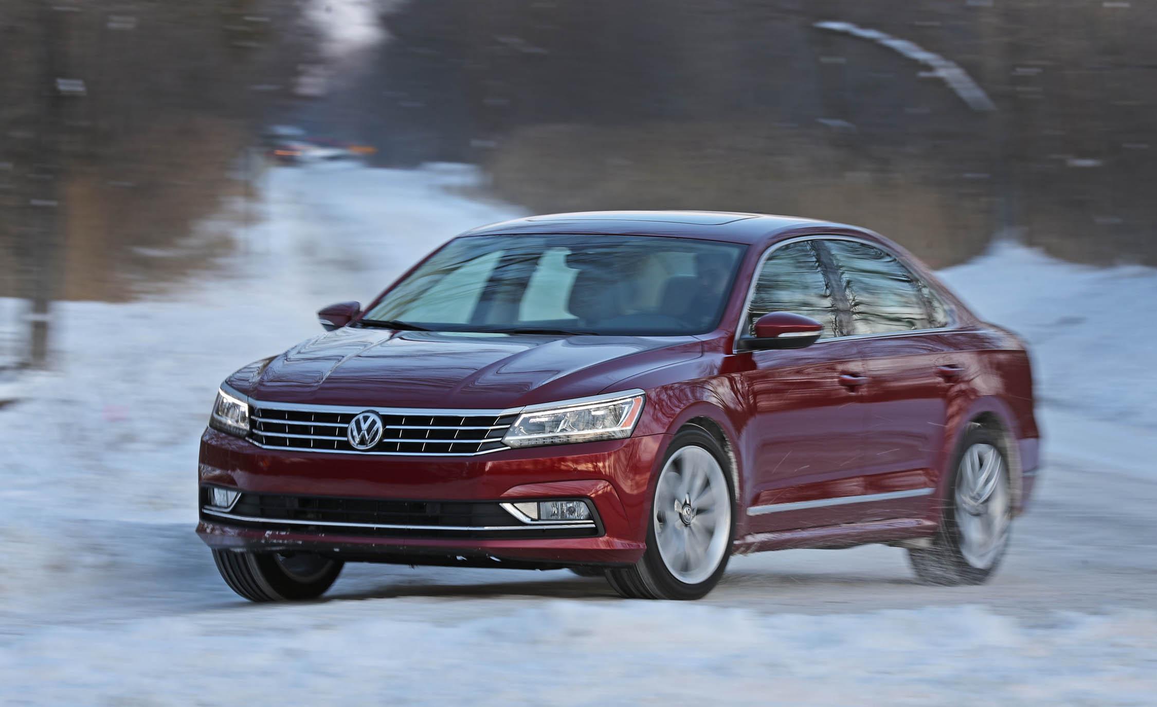 Featured Image of 2017 Volkswagen Passat