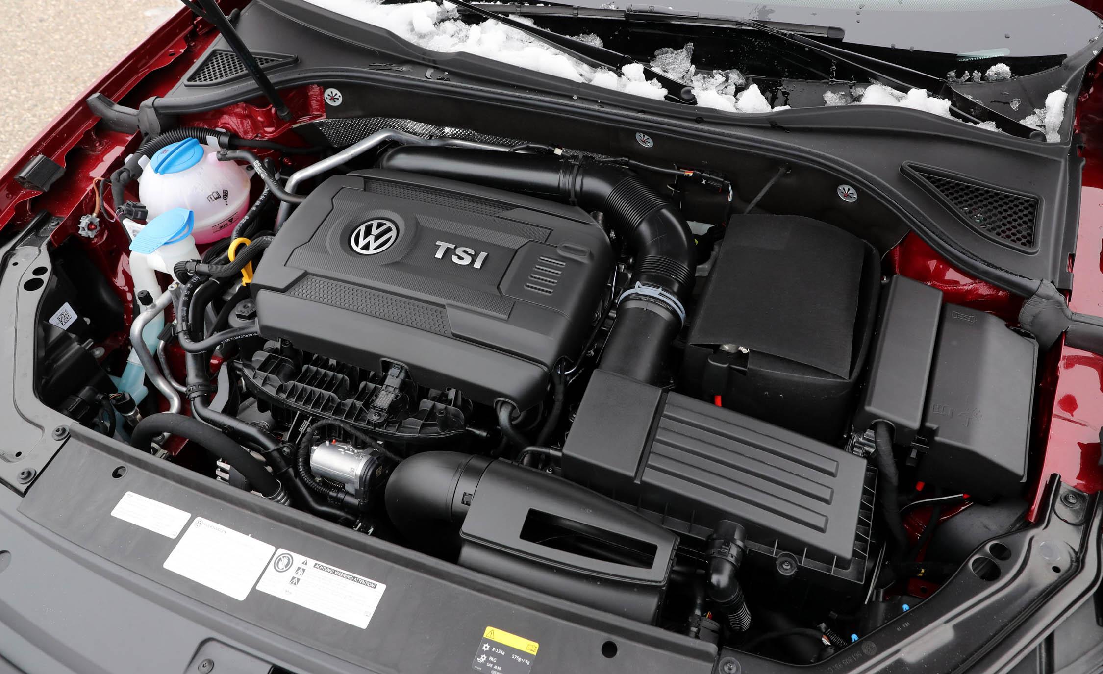 2017 Volkswagen Passat Turbocharged  (Photo 24 of 24)