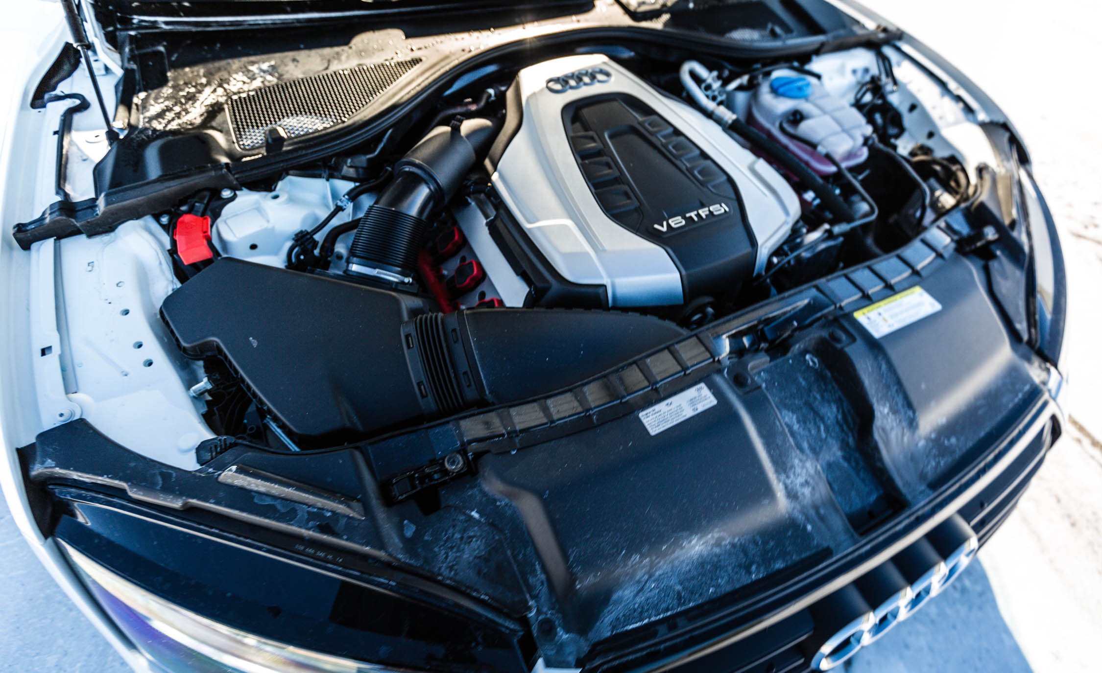 2017 Audi A7 View Engine (Photo 24 of 24)