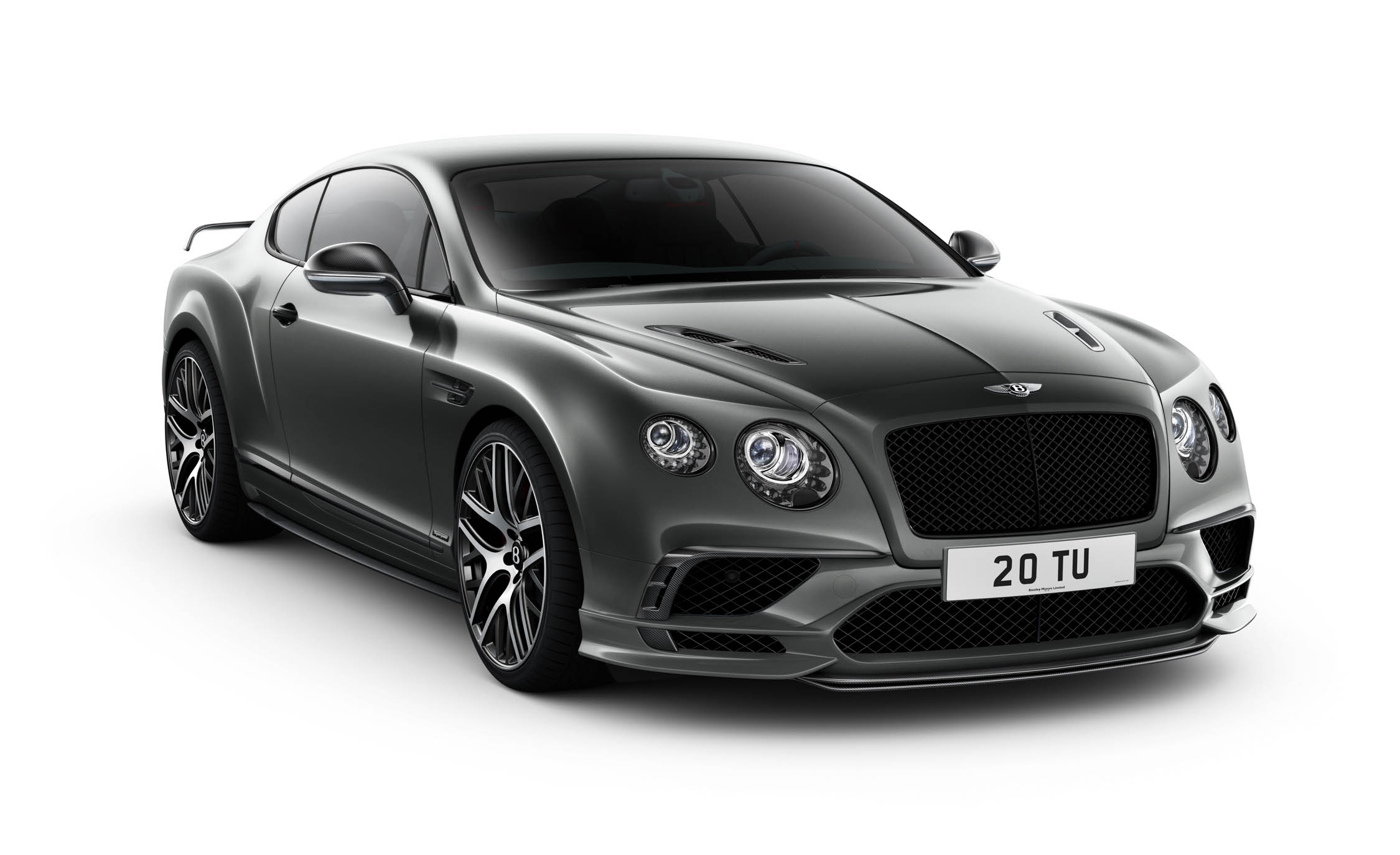2017 Bentley Continental Supersports (Photo 6 of 31)