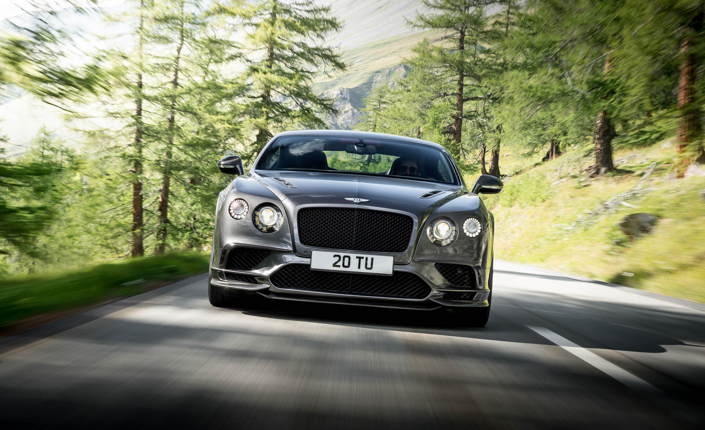 2017 Bentley Continental Supersports (Photo 12 of 31)