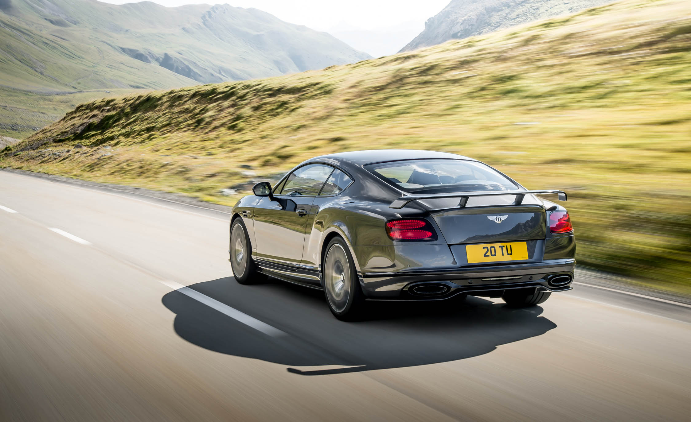 2017 Bentley Continental Supersports (Photo 10 of 31)