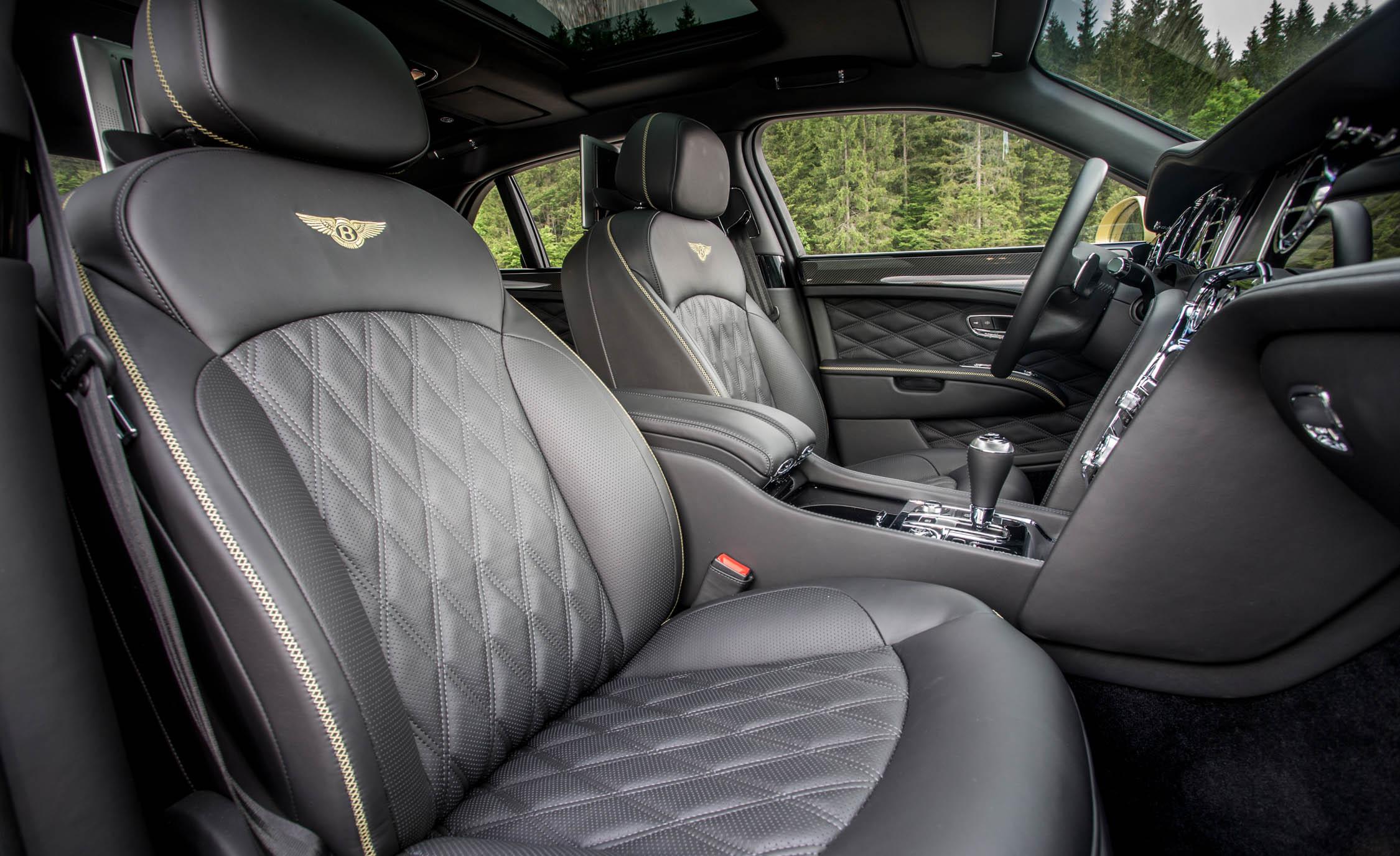 2017 Bentley Mulsanne Speed (Photo 27 of 37)