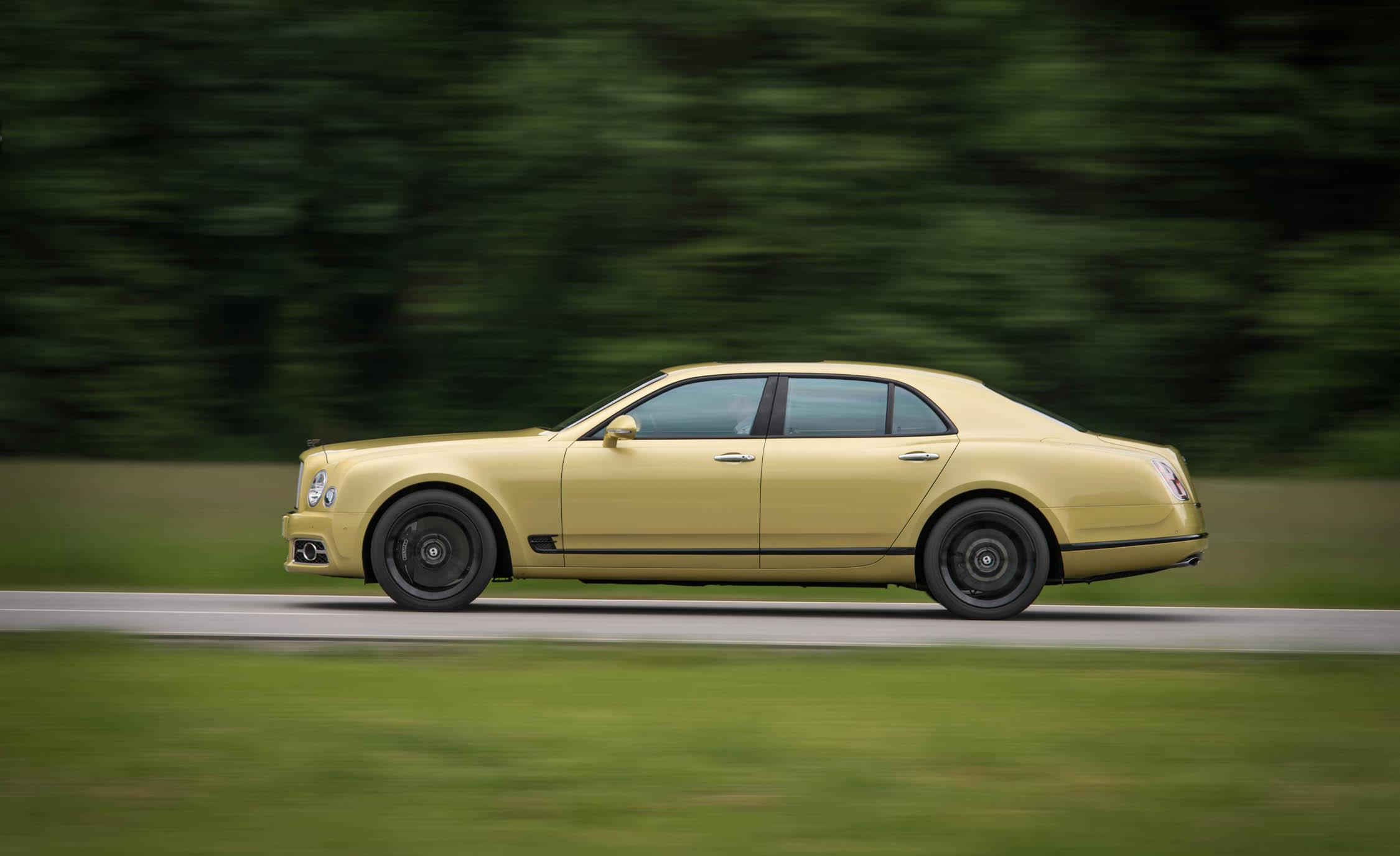 2017 Bentley Mulsanne Speed (Photo 33 of 37)