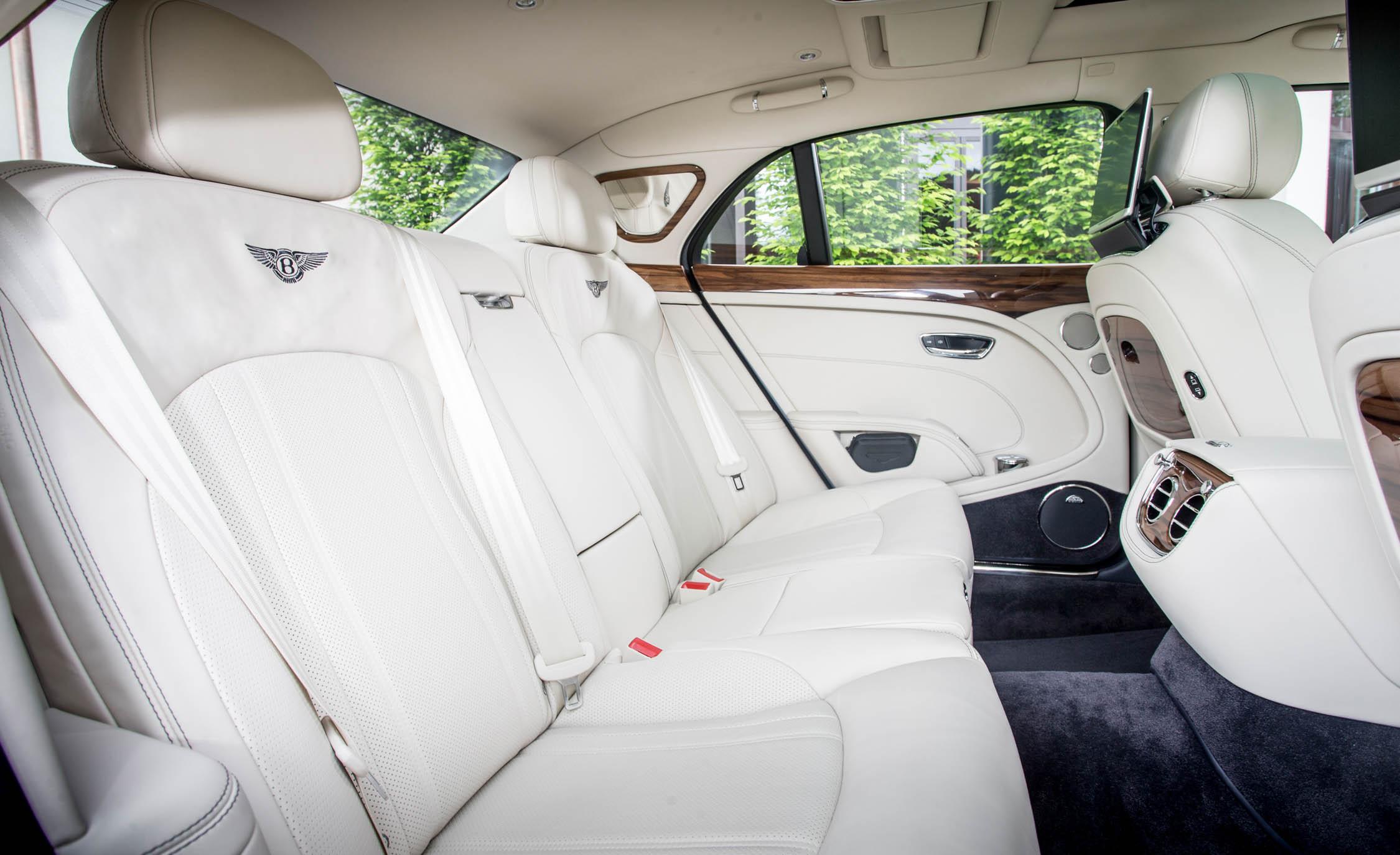 2017 Bentley Mulsanne (Photo 11 of 37)