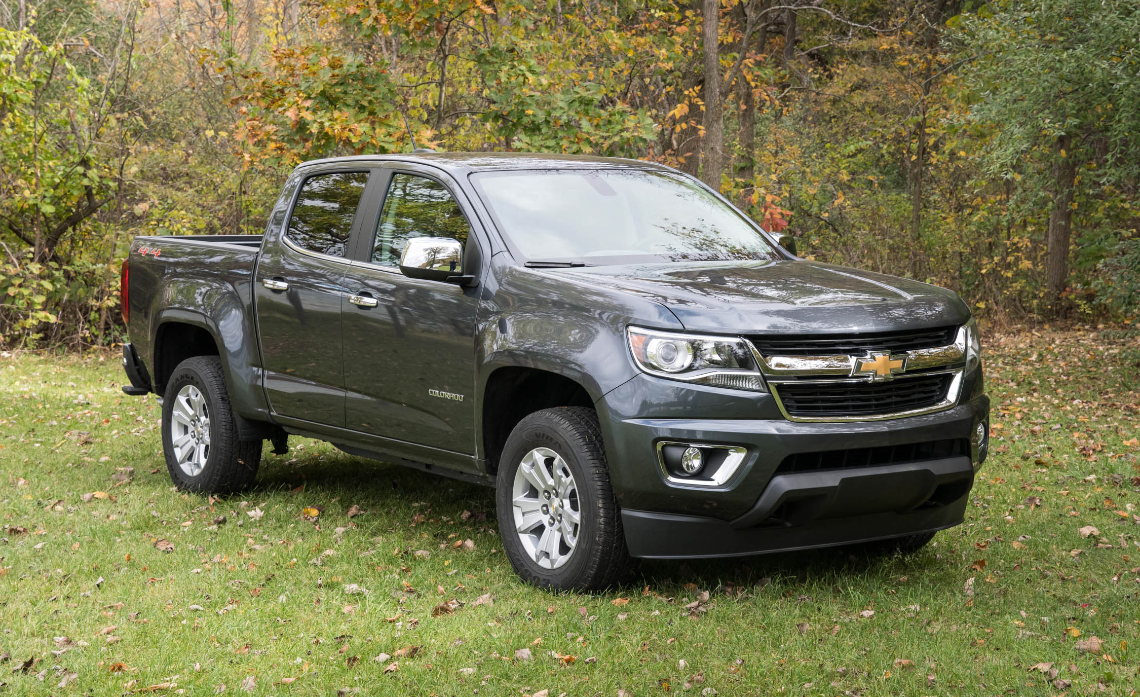 Featured Image of 2017 Chevrolet Colorado