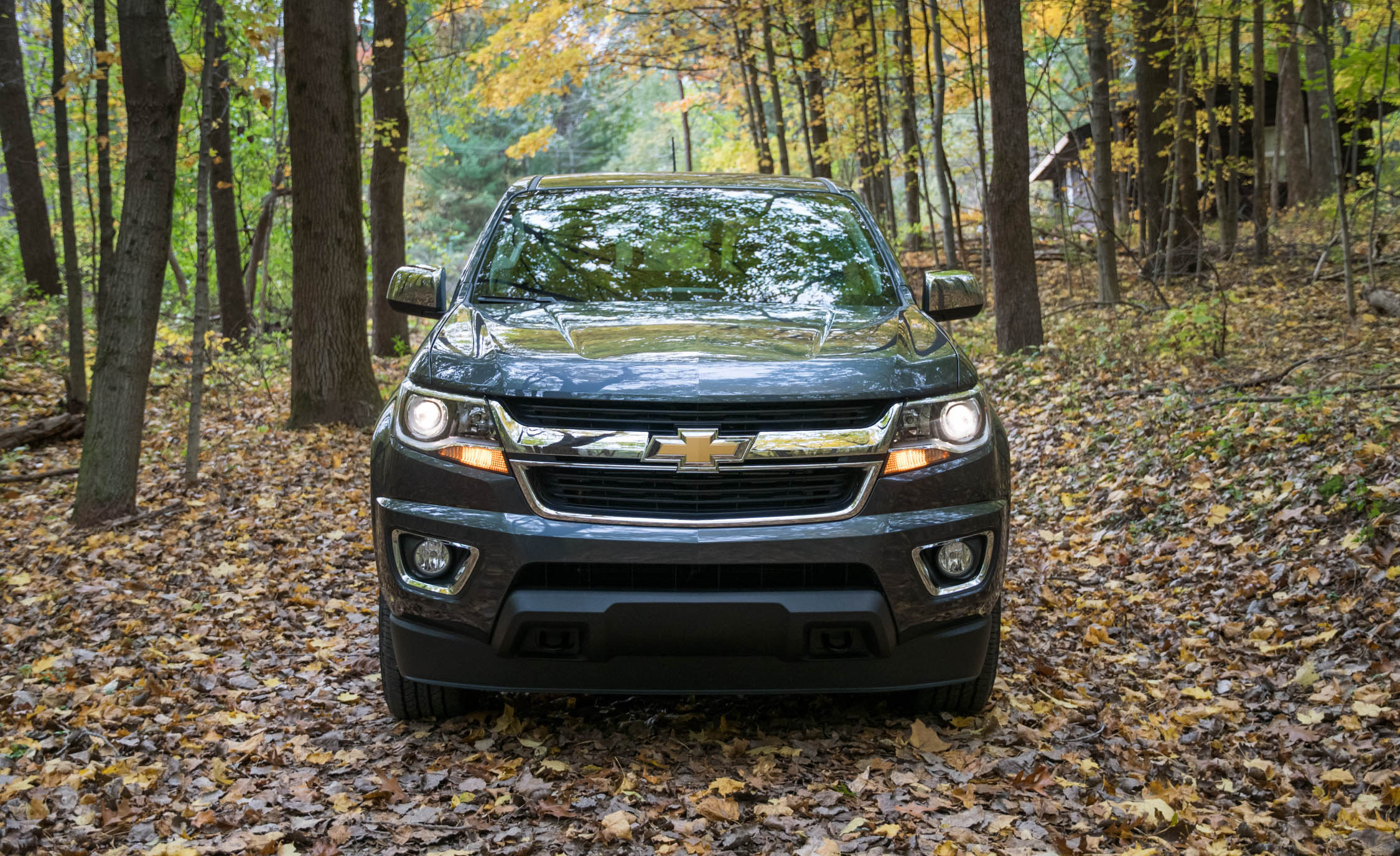 2017 Chevrolet Colorado Exterior Front End (View 41 of 41)