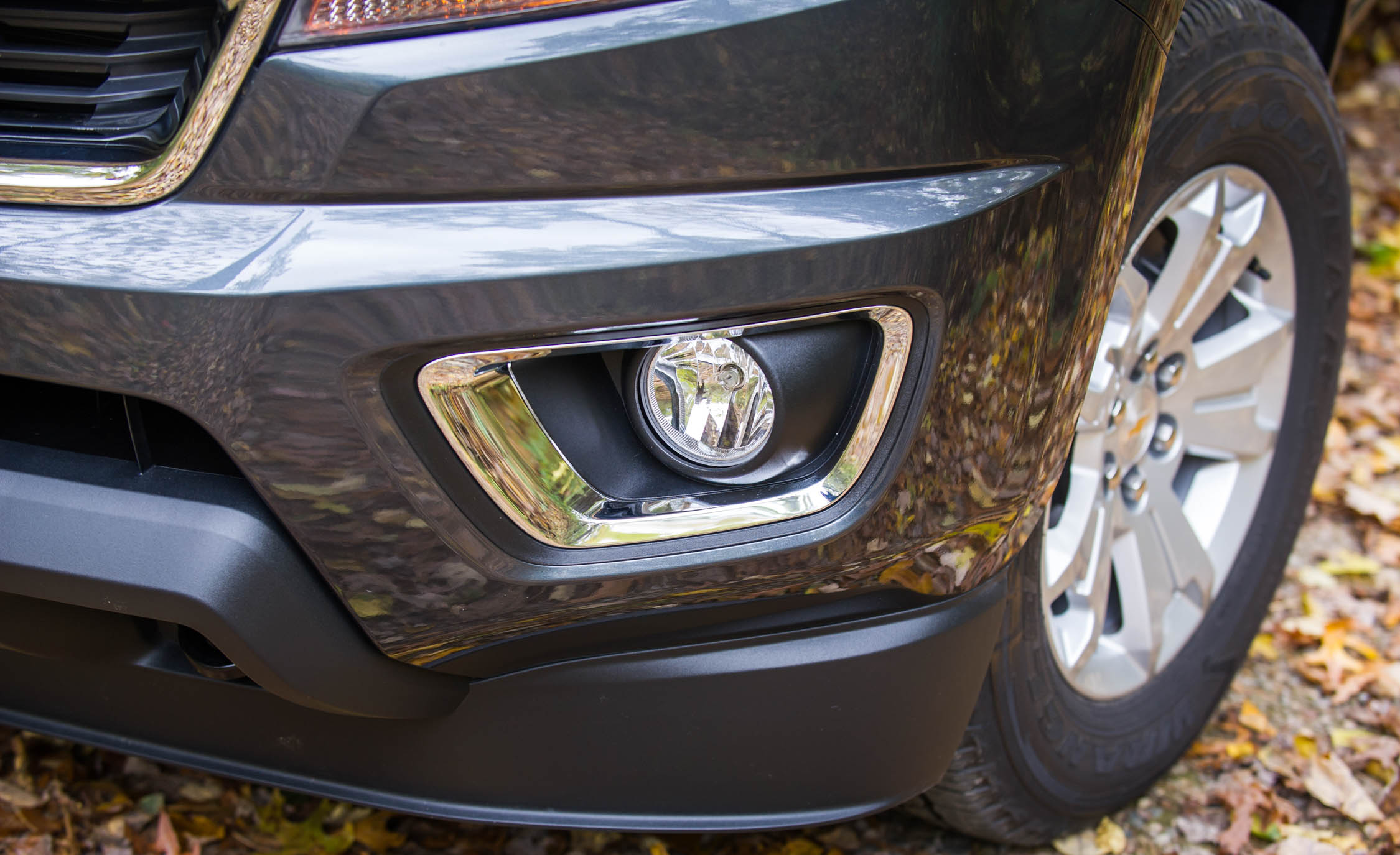 2017 Chevrolet Colorado Exterior View Foglamp (View 30 of 41)