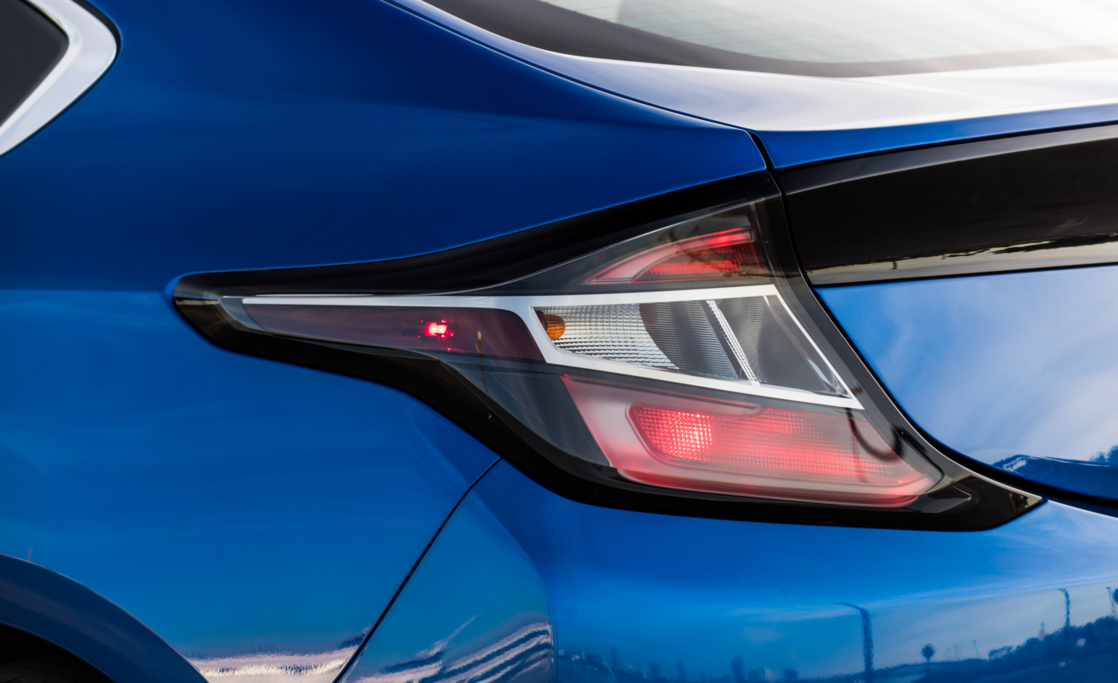 2017 Chevrolet Volt Exterior View Taillight (View 12 of 16)